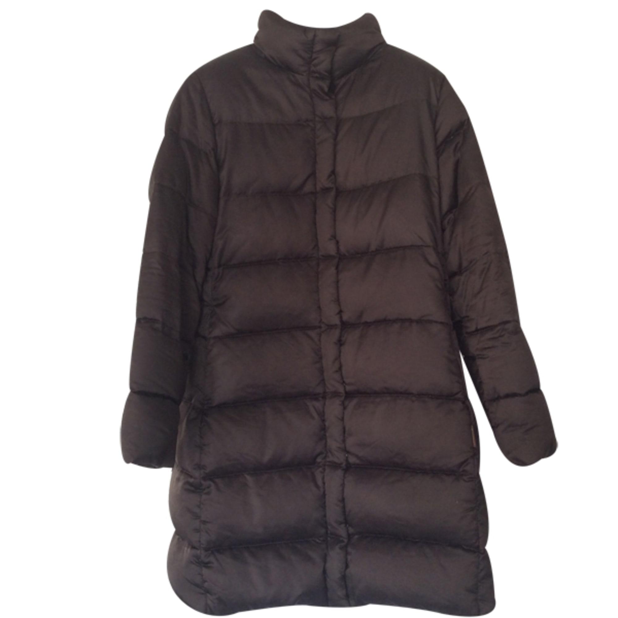 Doudoune MONCLER 40 (L, T3) marron vendu par Carole 95304705 - 3039736 552a2cf499c2