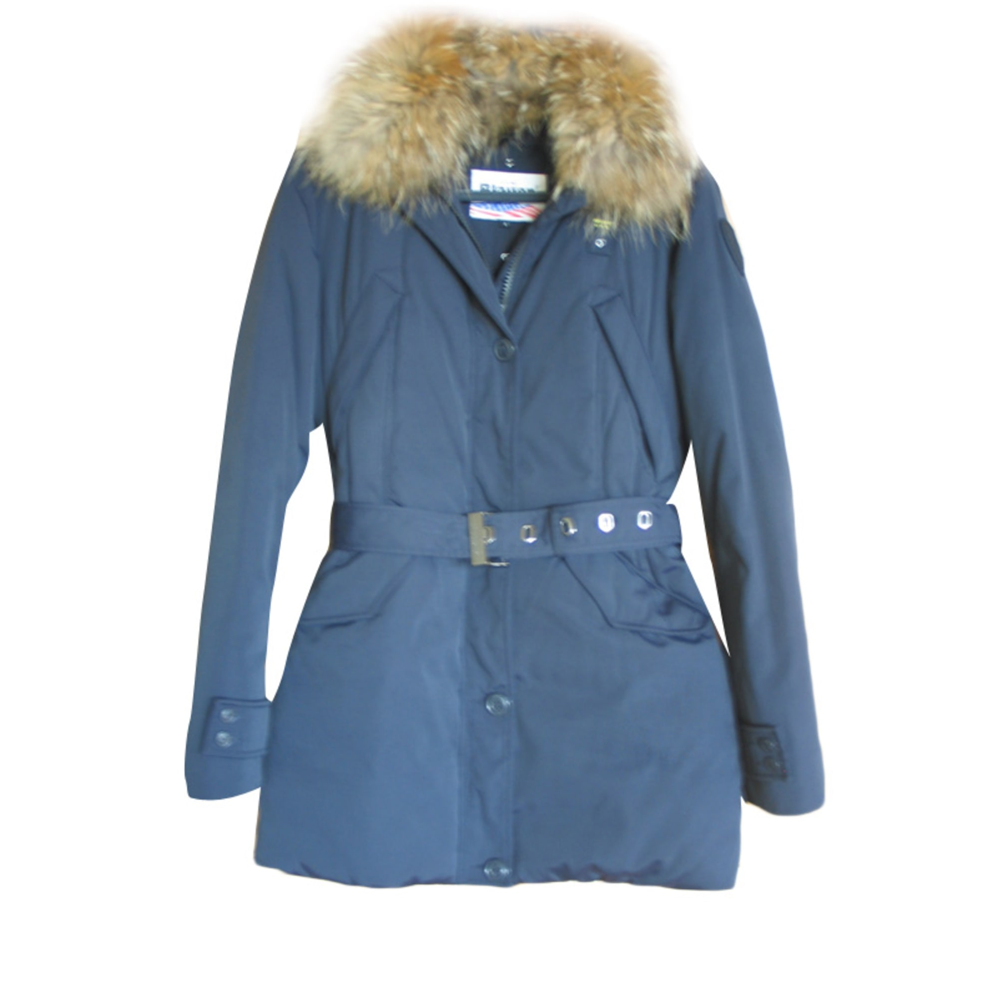 best authentic 9da74 49435 Parka BLAUER