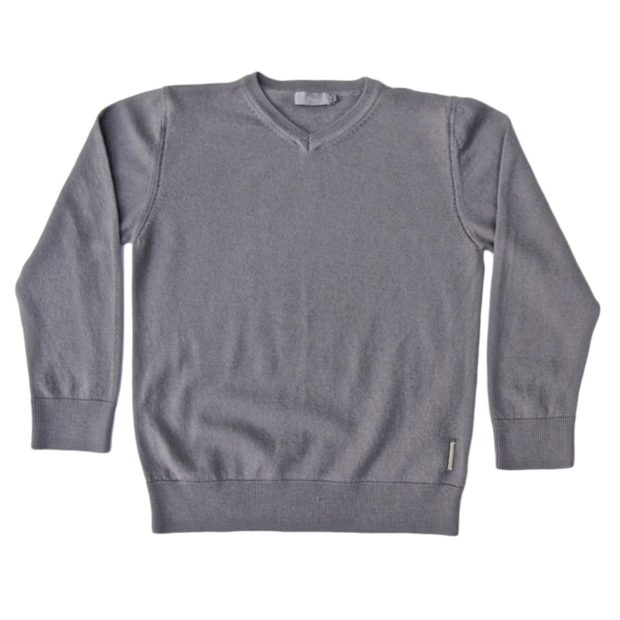 Pull DIOR 11-12 ans gris vendu par La boutique de drole 2 vies - 3108914 275afe01753