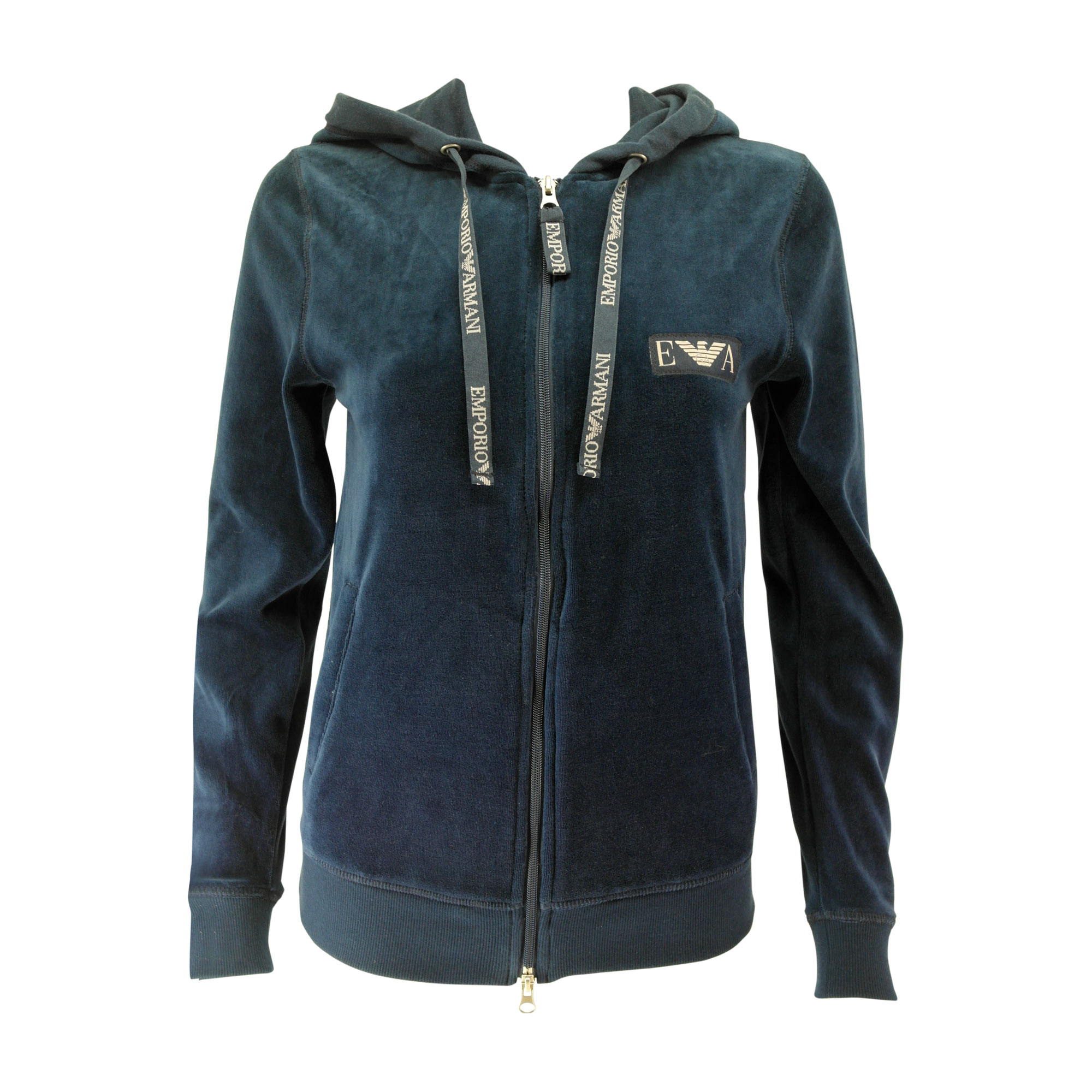 Tracksuit Top ARMANI EA7 Blue, navy, turquoise
