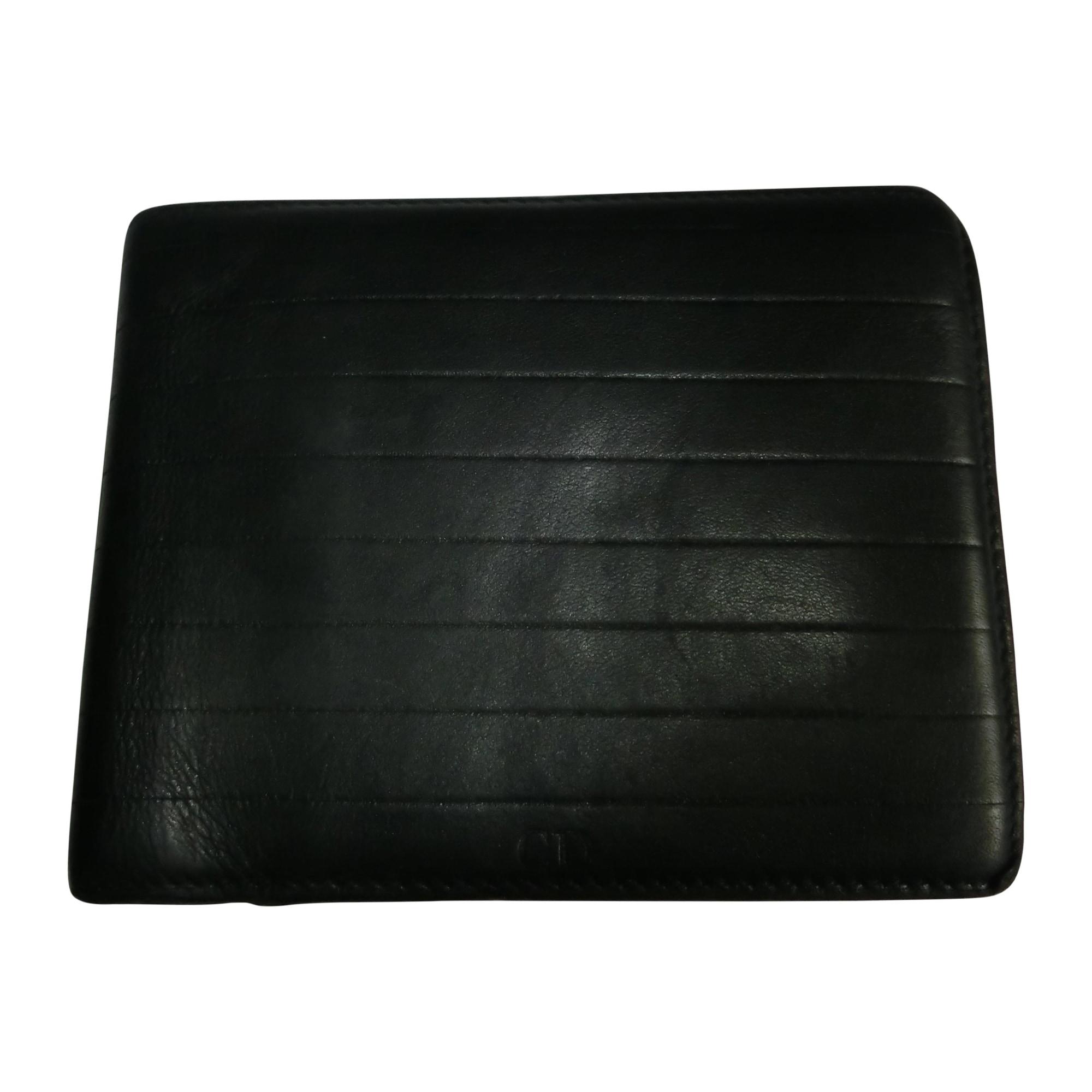 f5f655387e67 Portefeuille DIOR HOMME noir - 3126178