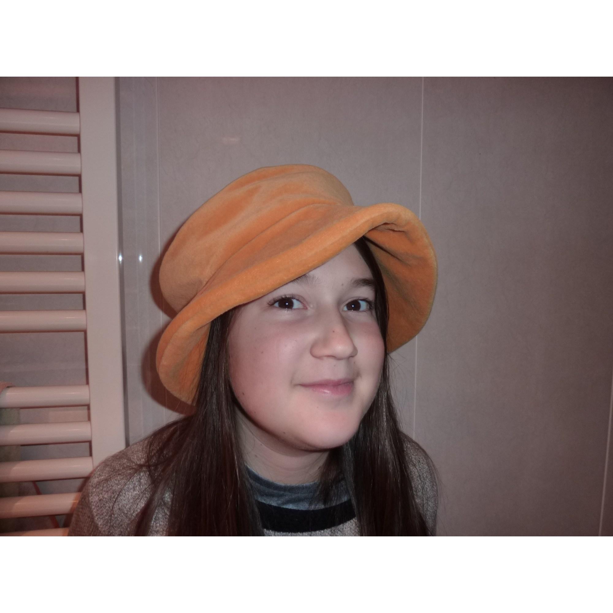 Chapeau CHATTAWAK coton jaune 15-16 ans b15ecbed3e4