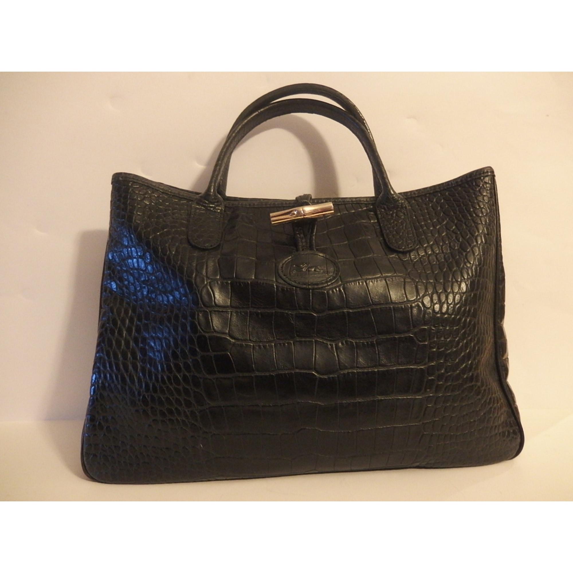 5313c217ca Sac à main en cuir LONGCHAMP noir vendu par Elise loubes - 3211037