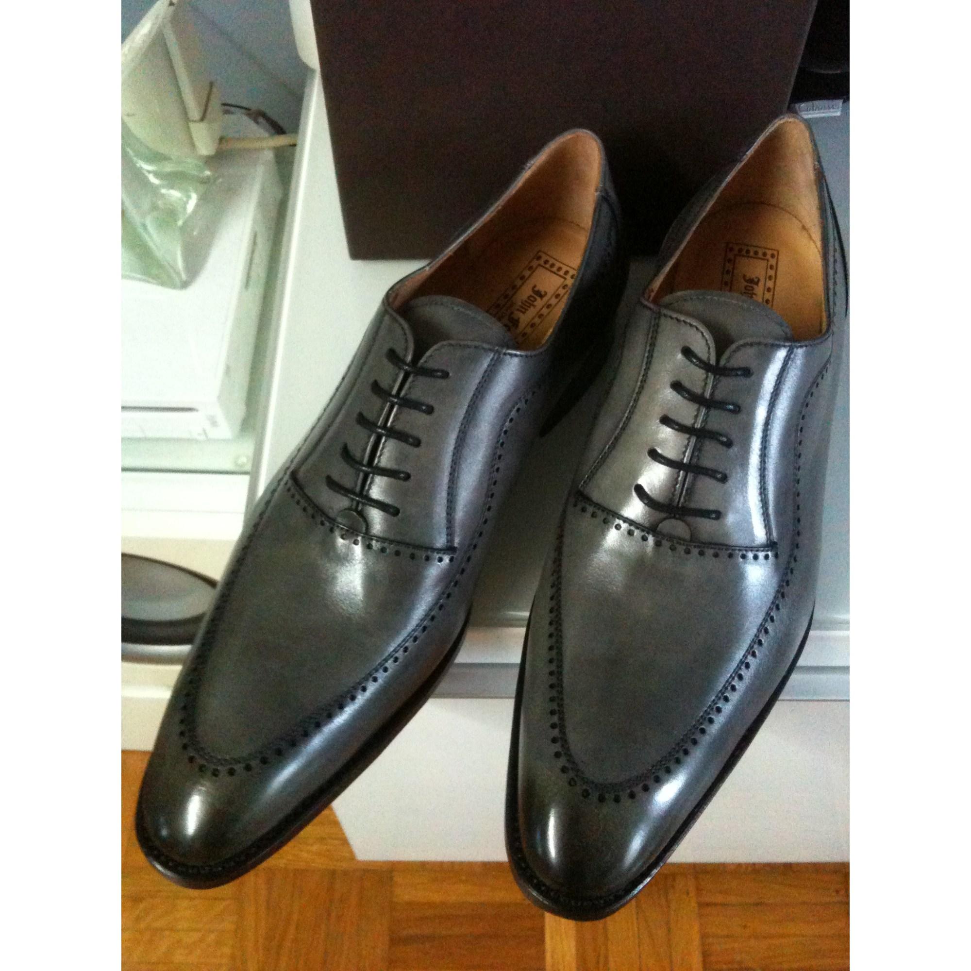 Autre Jade Gris Par À Chaussures Lacets Foster Vendu Sue590381 John OxaIqw