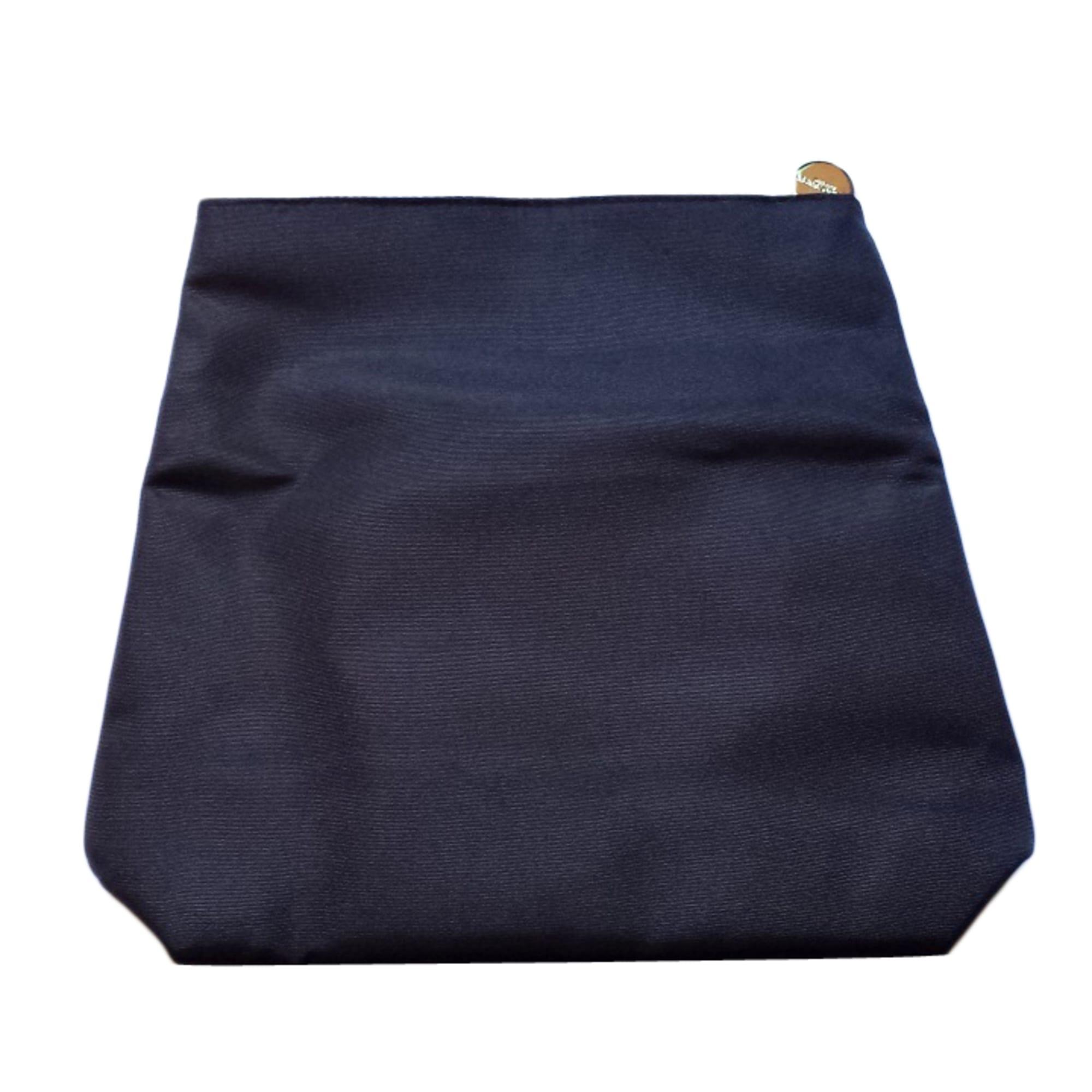 Sac pochette en tissu GIORGIO ARMANI tissu noir