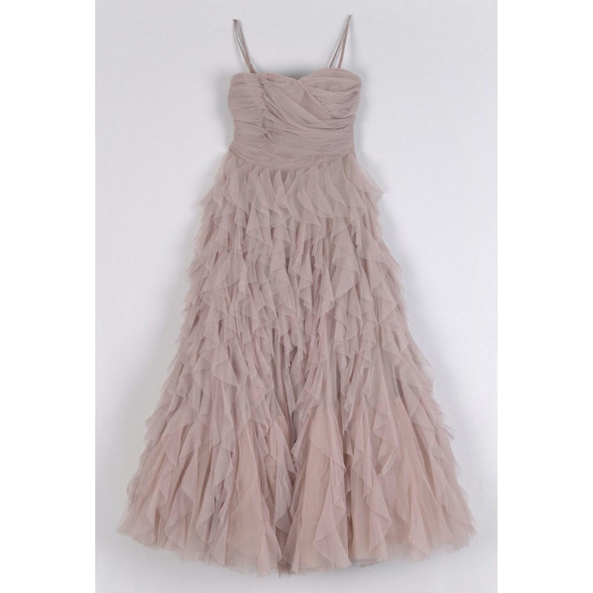 Robe longue NAF NAF 36 (S, T1) rose vendu par Shopname19053 - 326350 a867ecc342c4