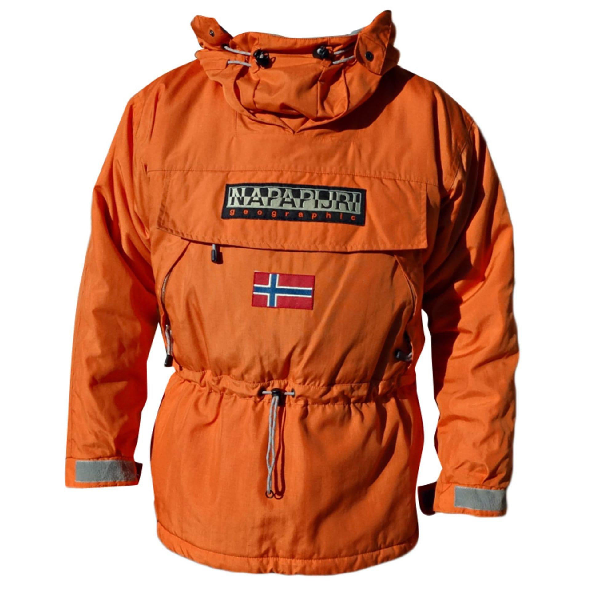 19942729d20 Blouson de ski NAPAPIJRI 50 (M) orange vendu par Shopname809727 ...