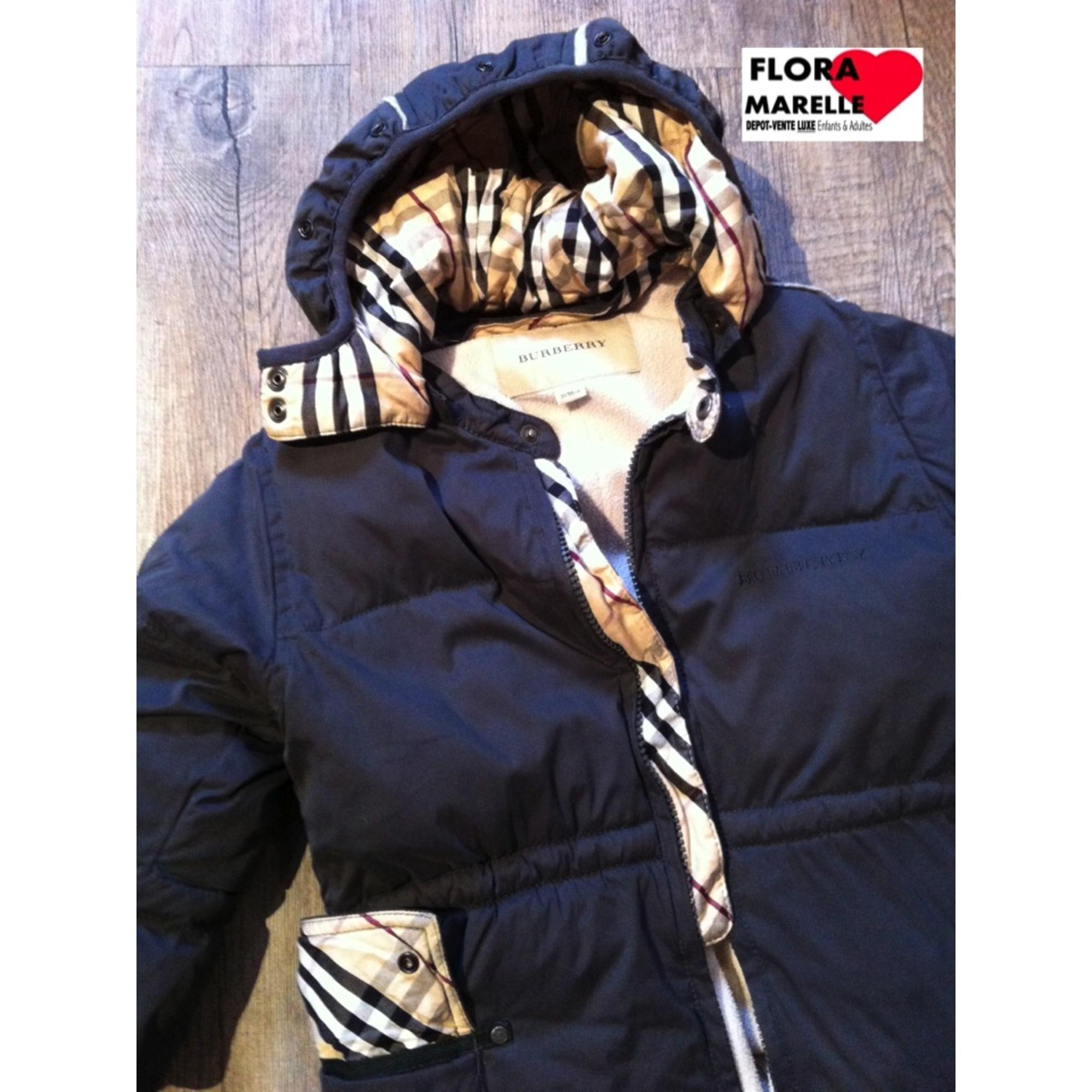 Combinaison de ski BURBERRY 3-4 ans bleu vendu par Flora marelle ... b3691cadddcb