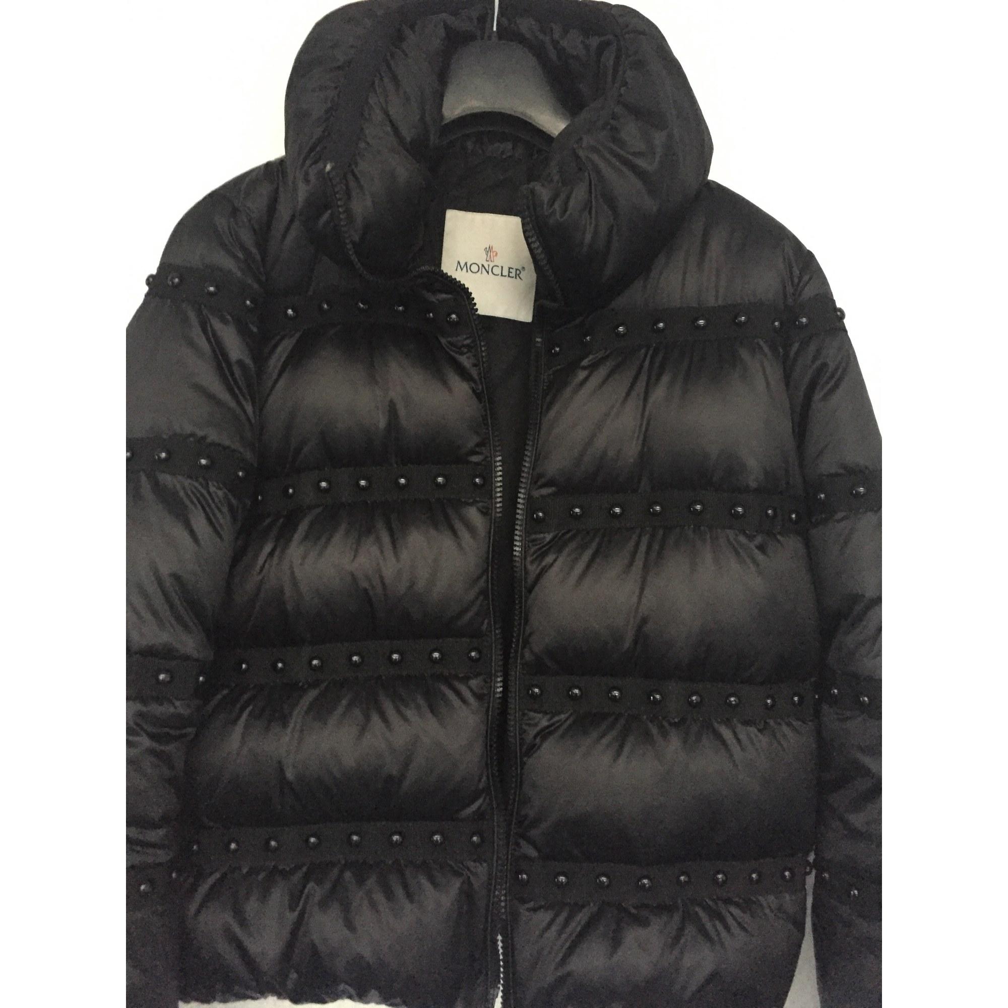Doudoune MONCLER 34 (XS, T0) noir vendu par Rosy 3423616 - 3276156 59a00965ef9