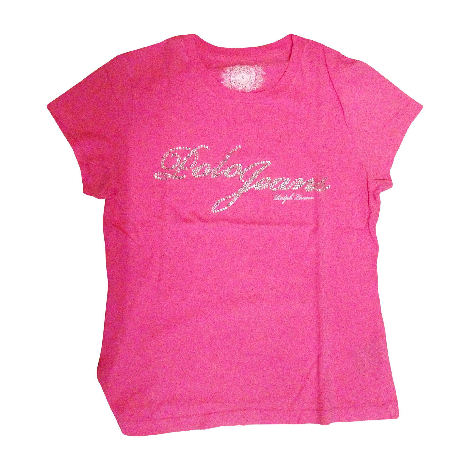 Lauren Ans 15 16 TopTee Ralph Shirt 3293279 Rose RL54jA