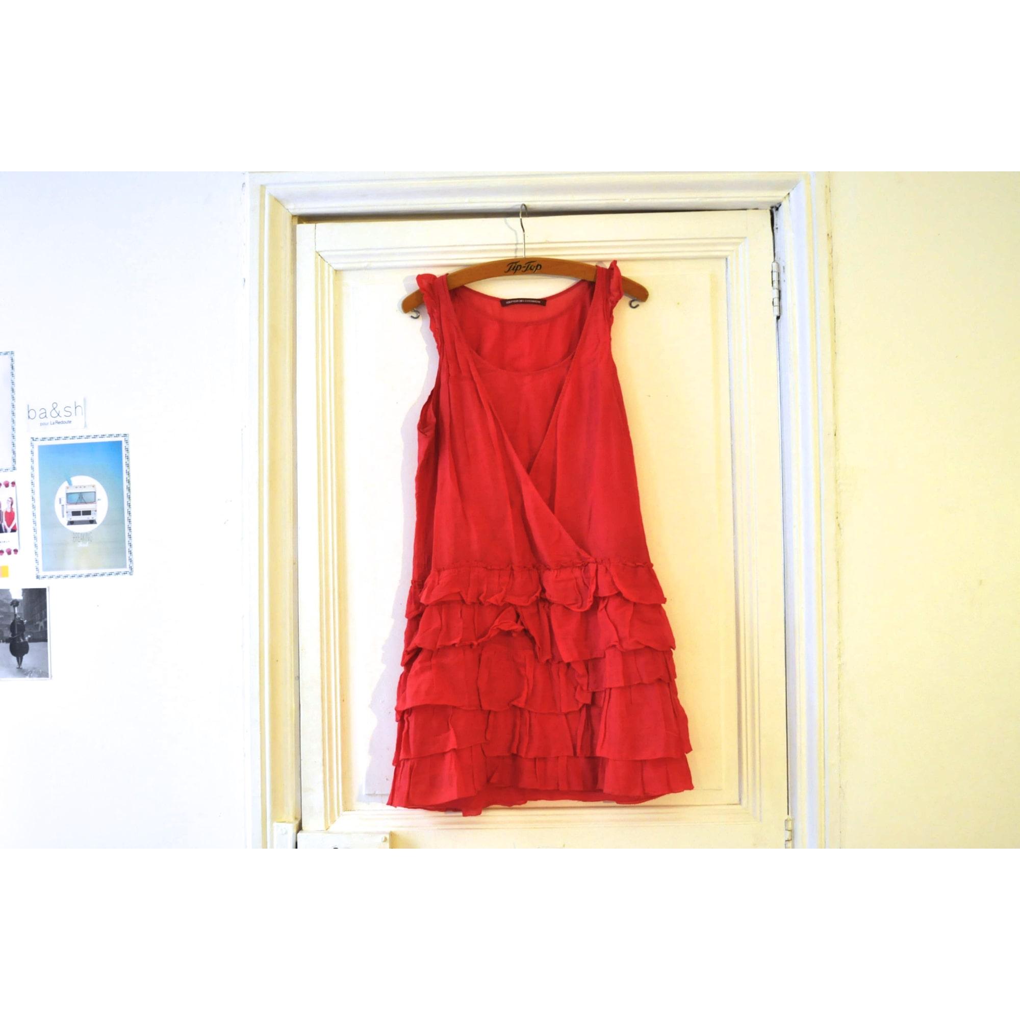 s Vendu Courte Par 36 Des Rose T1 Comptoir Cotonniers Robe UX687xU