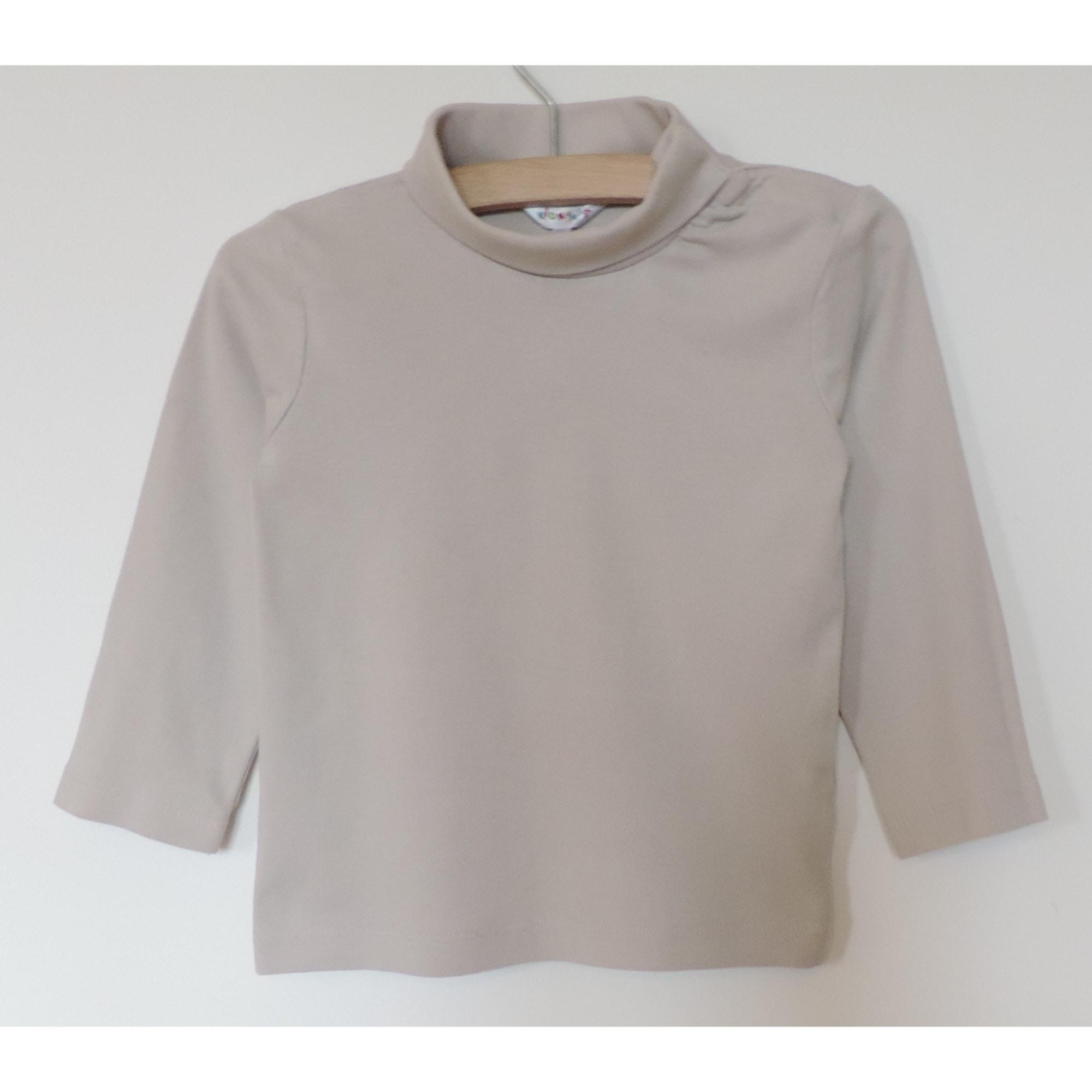 Tee-shirt KIDKANAI Beige, camel
