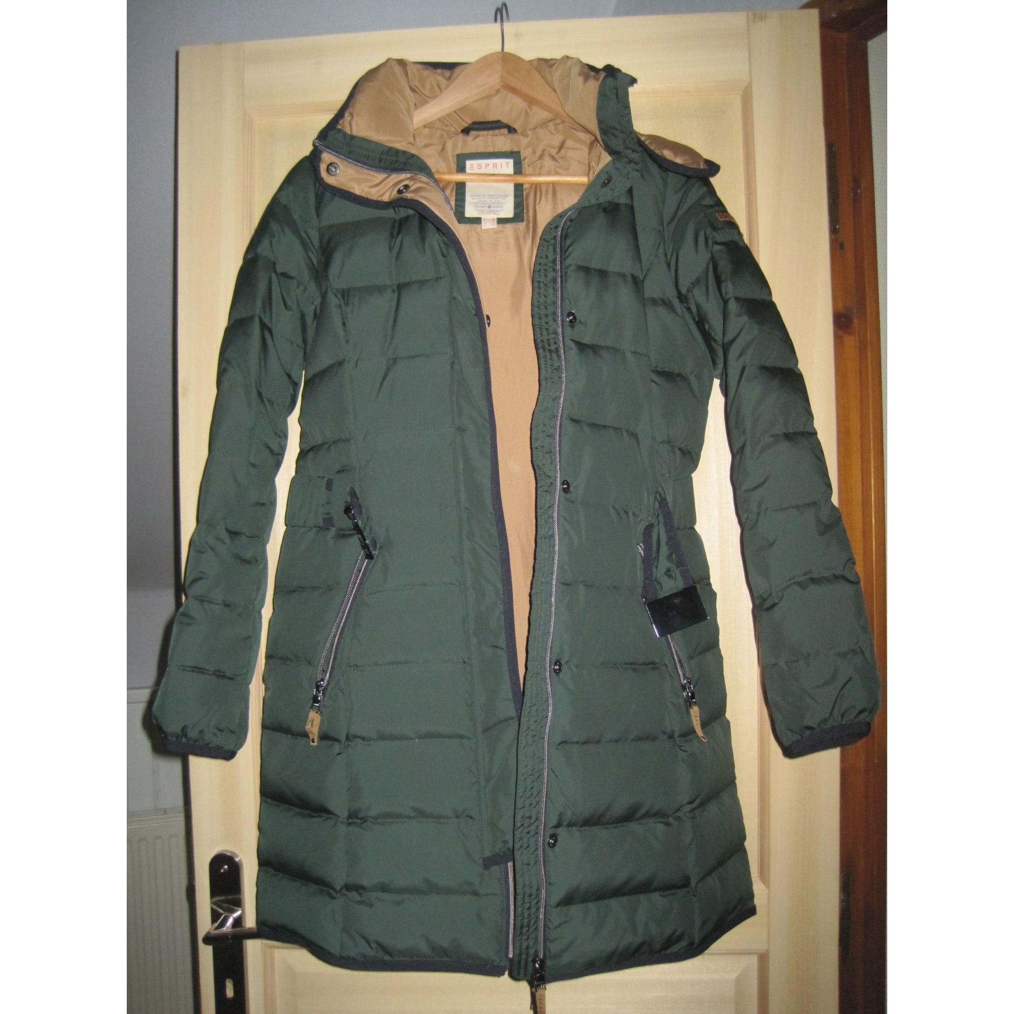 Doudoune ESPRIT 36 (S, T1) vert vendu par Carine tz - 3350407 9ec040914e2a