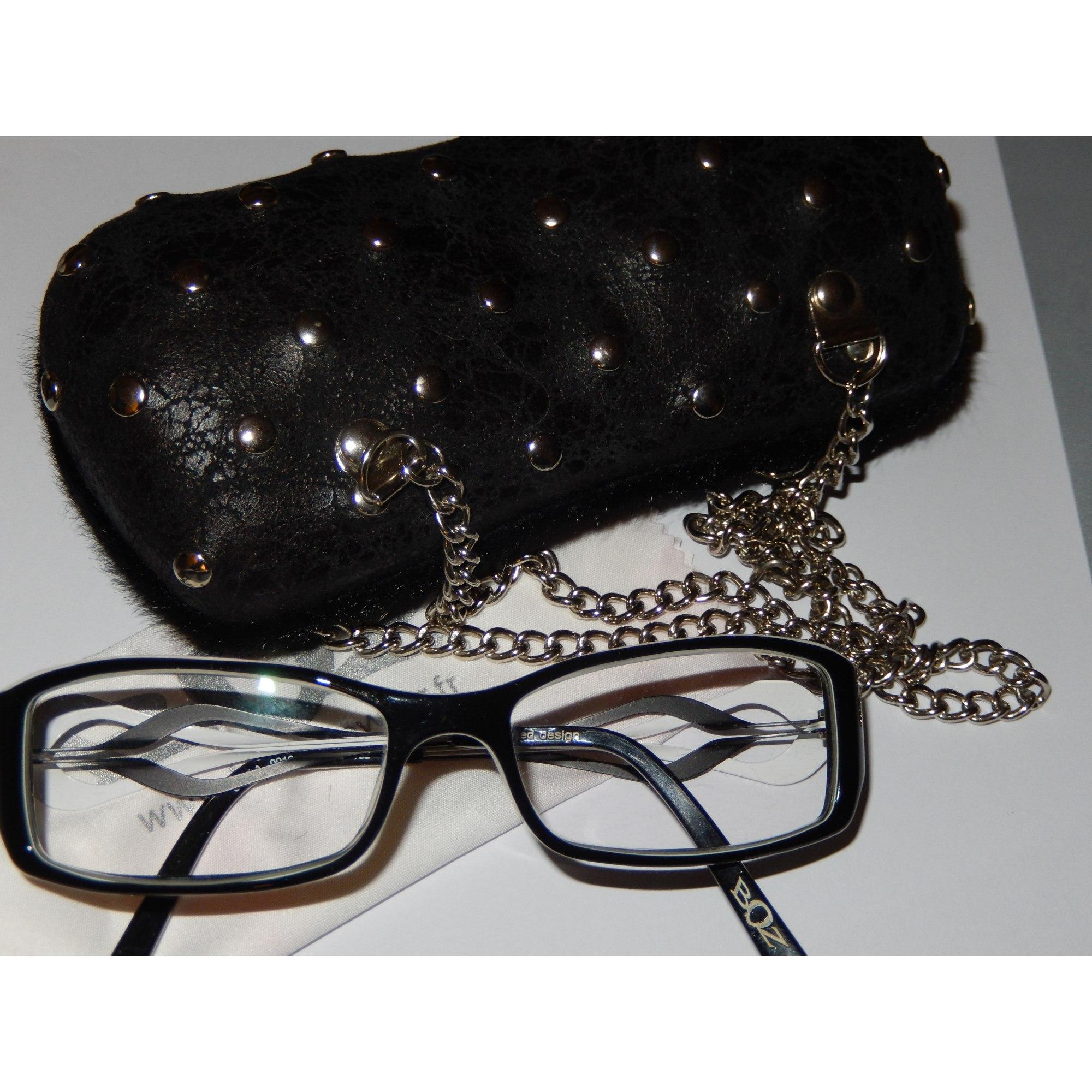 Monture de lunettes BOZ EYEWEAR noir vendu par Marie9210 - 3379520 4bdb25a09467
