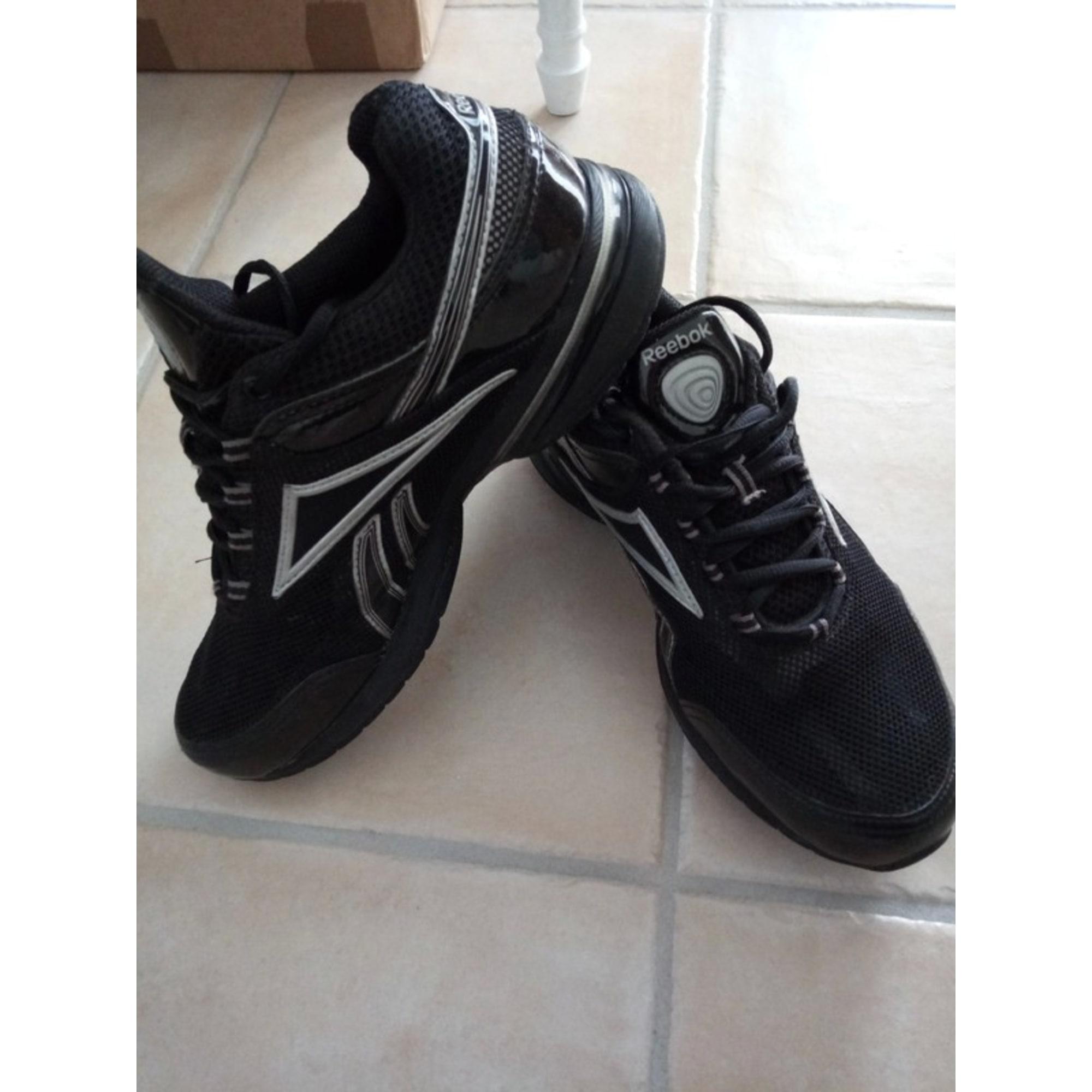 38 3391511 De Noir Sport Chaussures Reebok gtXYwqx