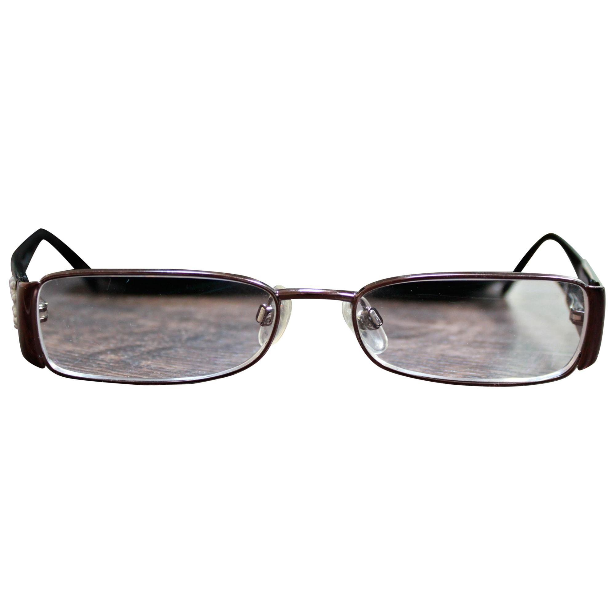 Monture de lunettes CHANEL beige - 3457158 d91cc51fce3c