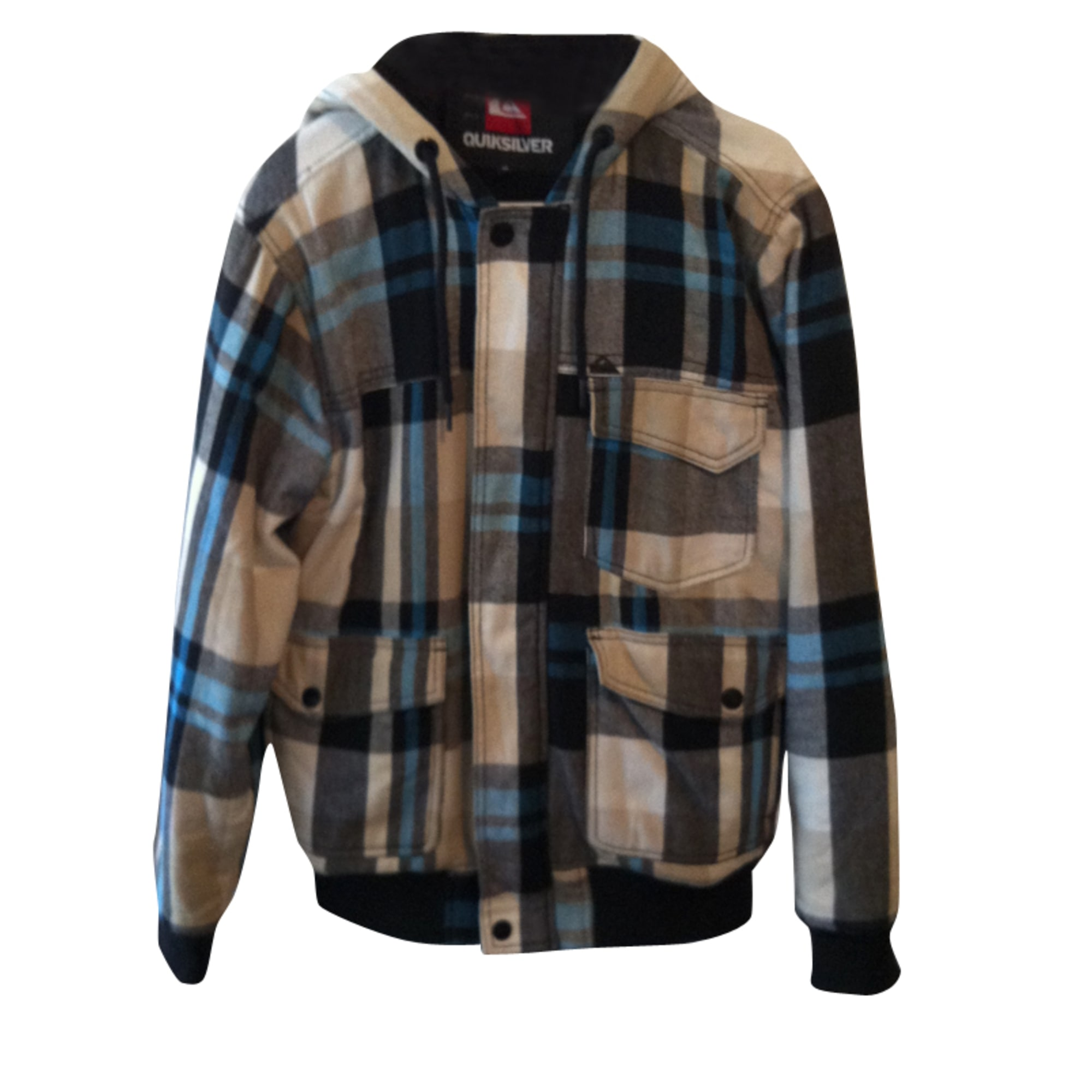 Manteau Carreaux Manteau Homme Carreaux Quiksilver OXZTuPki