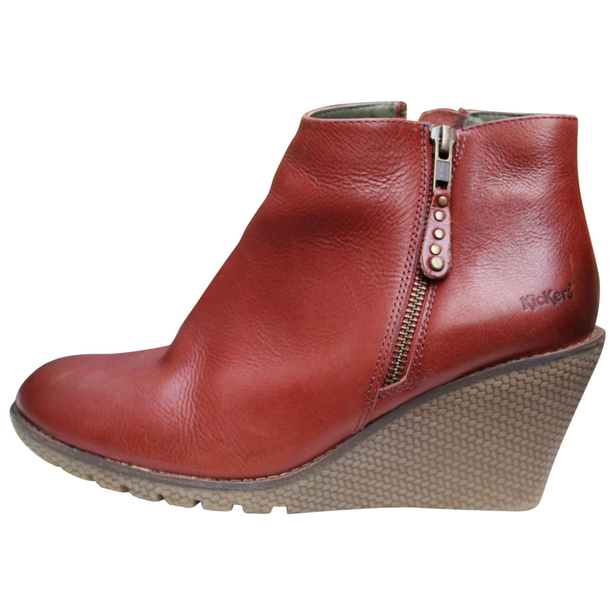 à compensés boots Bottineslow à Bottineslow boots boots Bottineslow compensés compensés Bottineslow à uTlF3KJc1