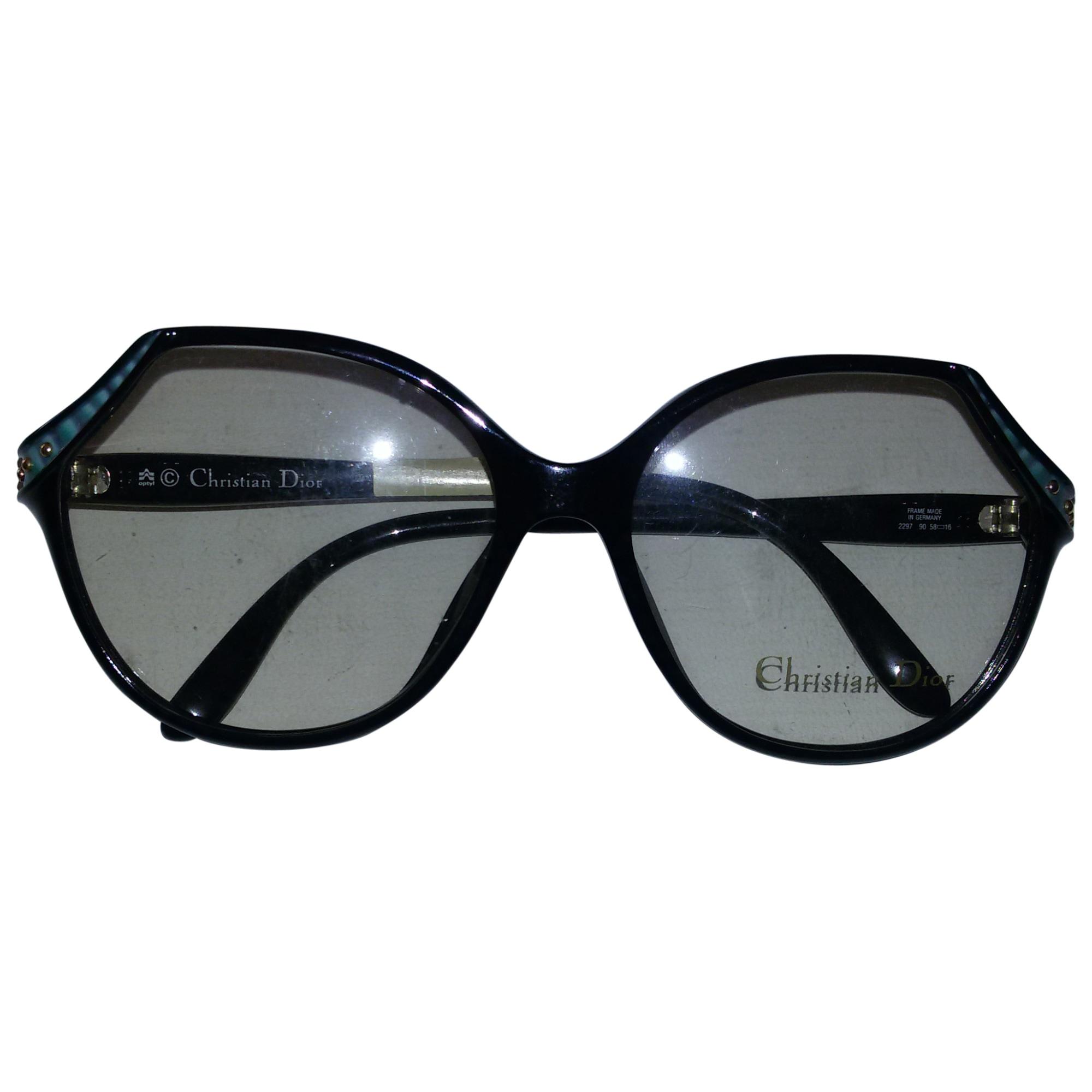 eyeglass frames dior black 3573250