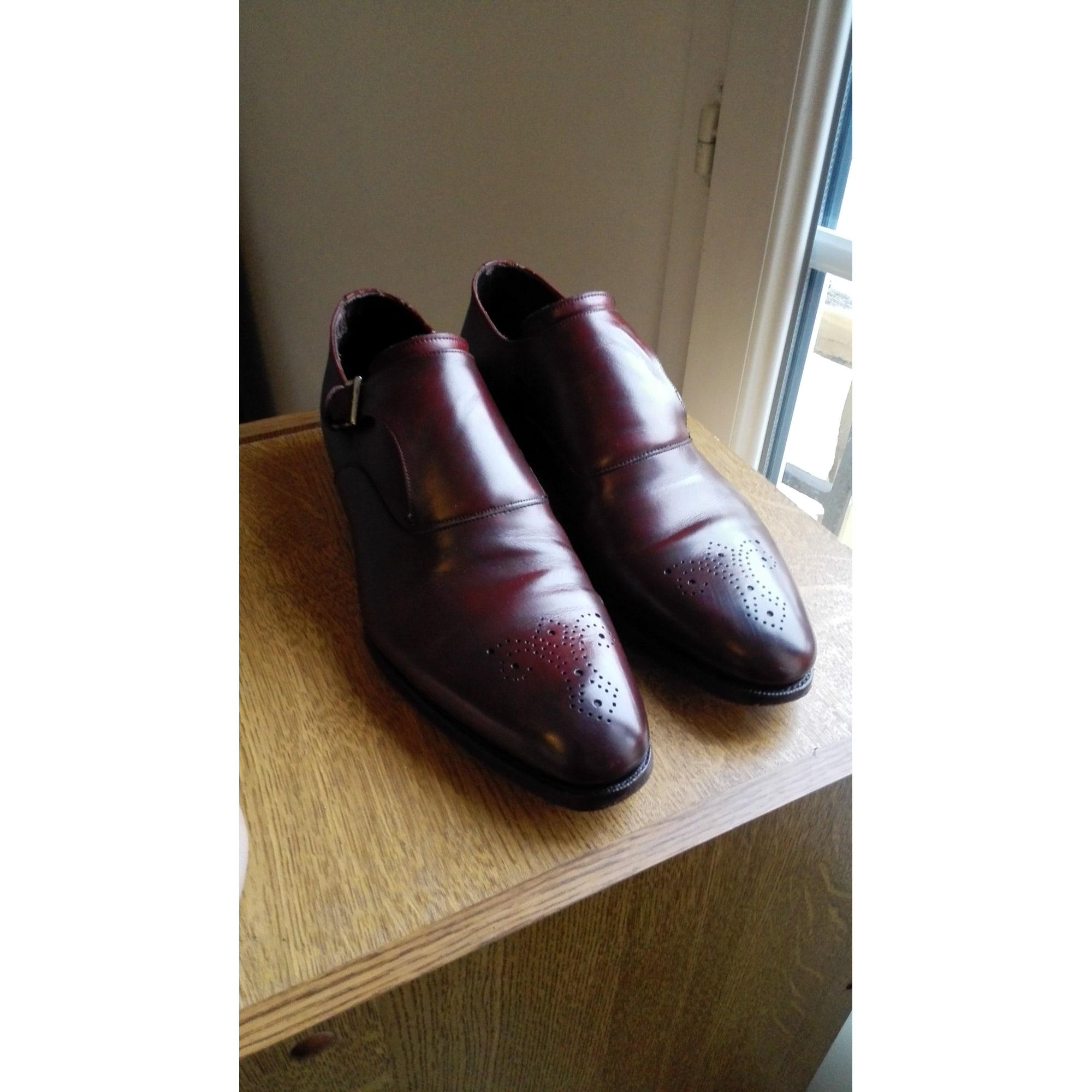 Chaussures à boucles MEERMIN 43 marron - 3578544 e50d2bf43d8
