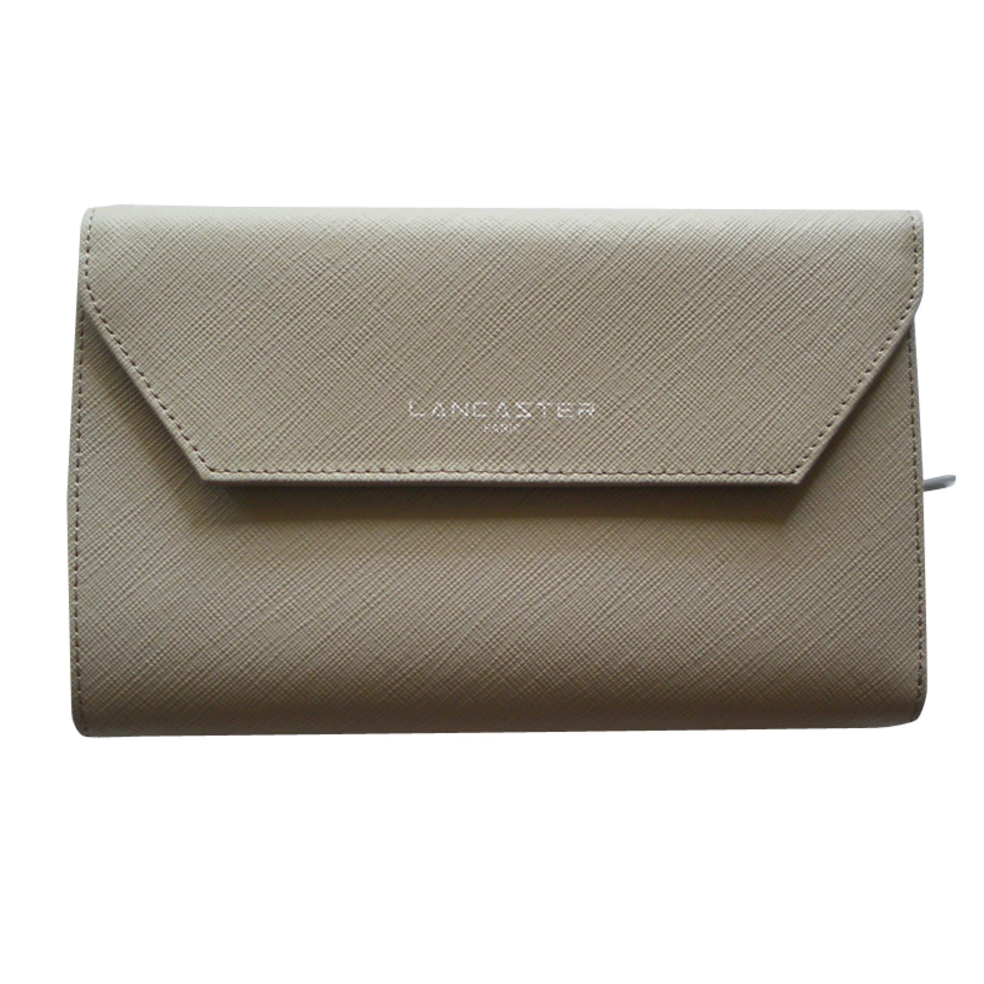 Portefeuille LANCASTER gris vendu par Les bonnes affaires de la ... c909ce09db4