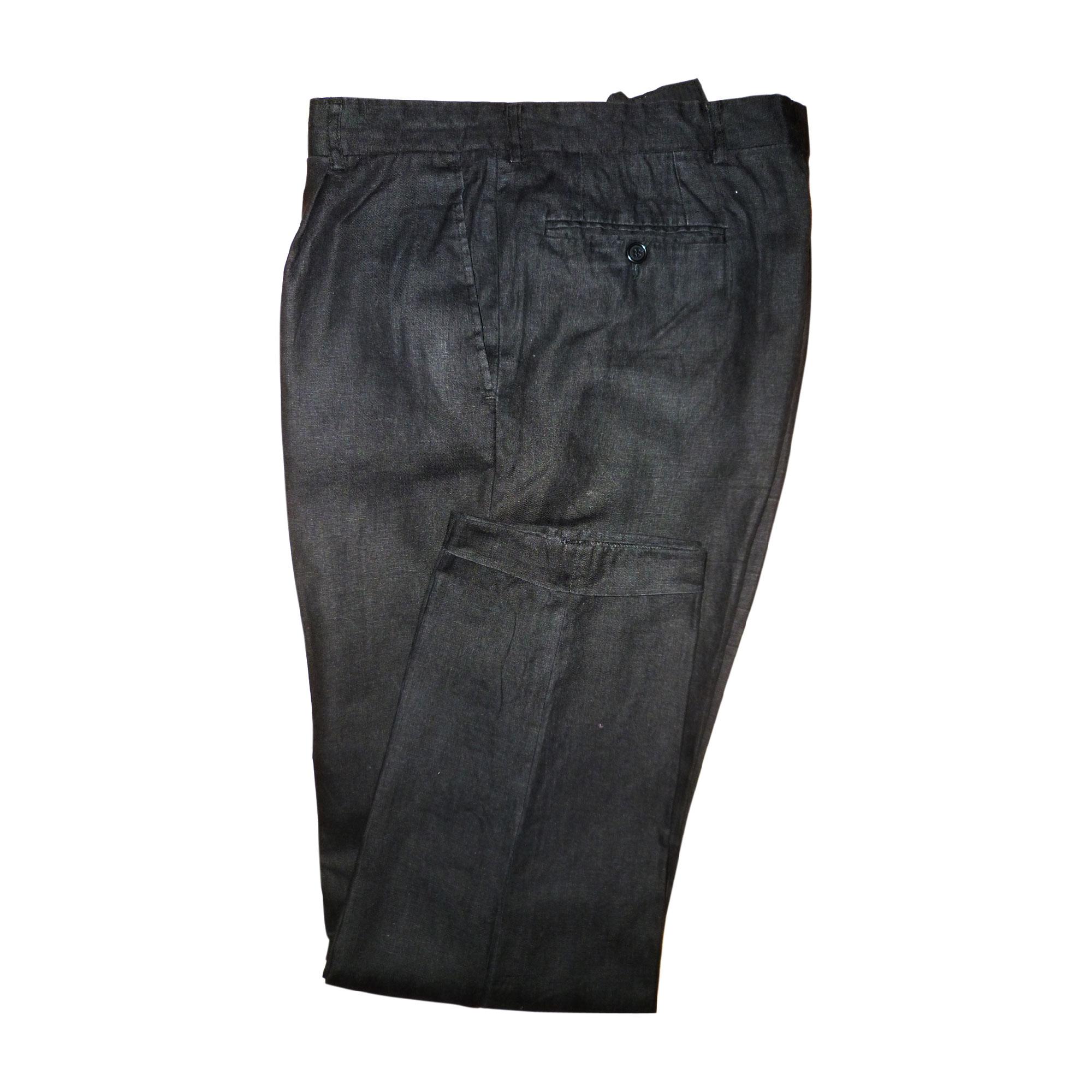 Pantalon droit KENZO Noir