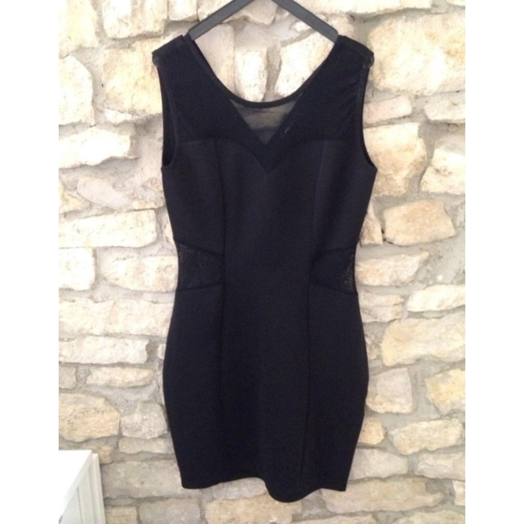 Mini-Kleid NEW YORKER 40 (L, T3) schwarz - 3598096