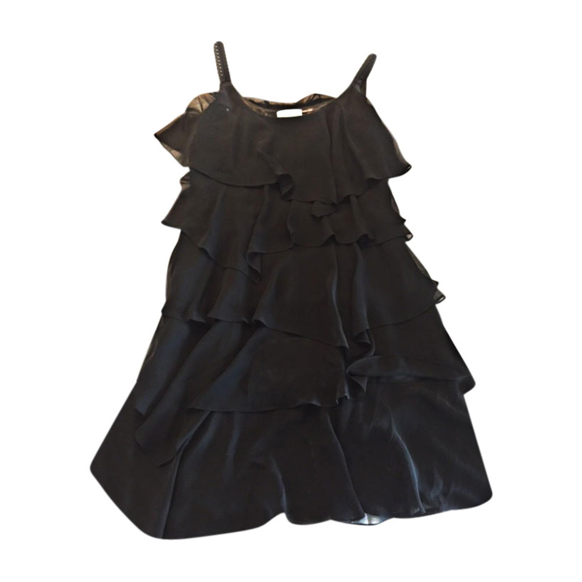 Robe courte CALVIN KLEIN Noir
