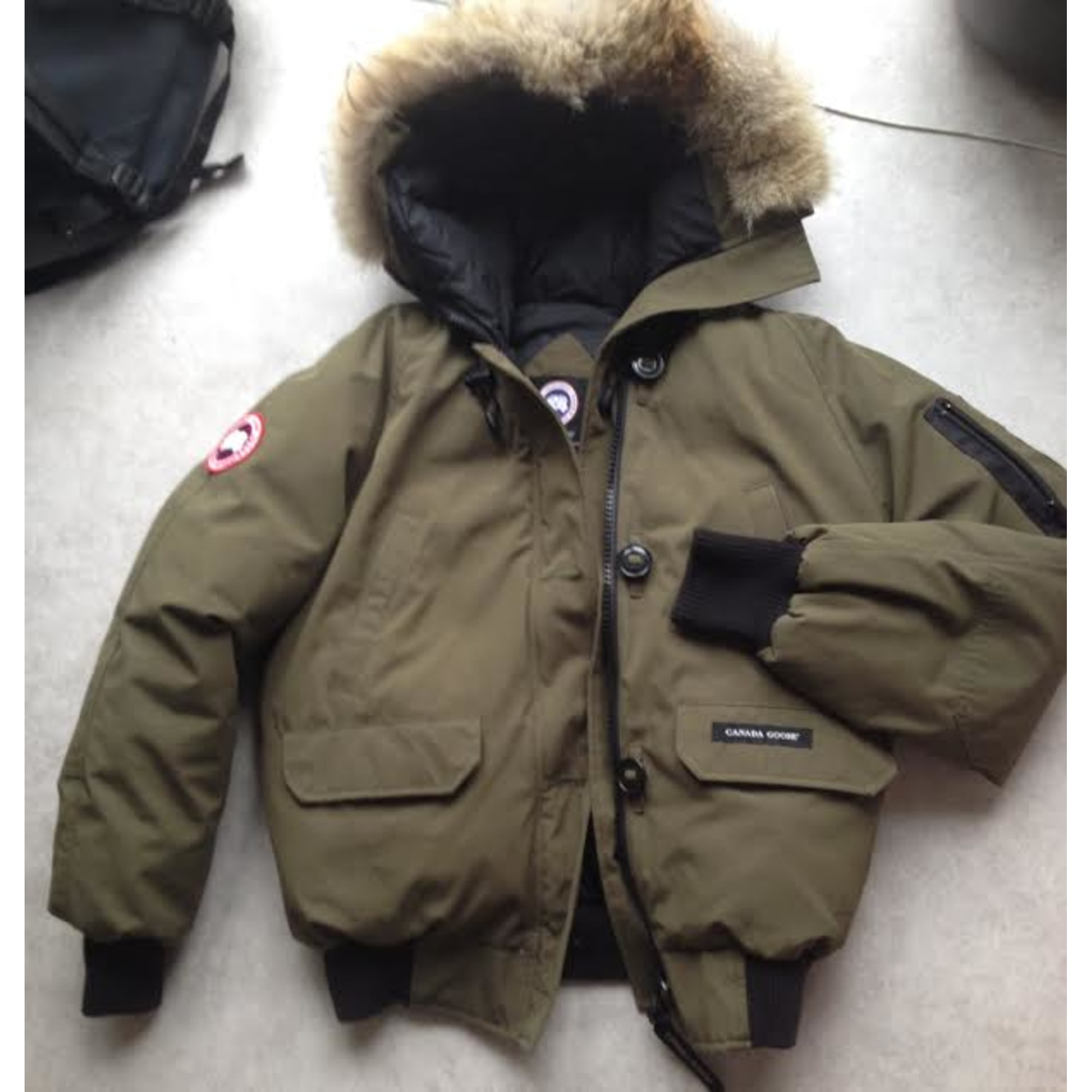 veste canada goose femme suisse