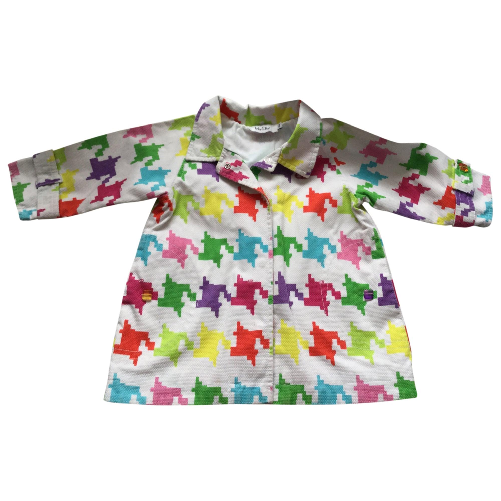 Cappotto BABY DIOR Multicolore
