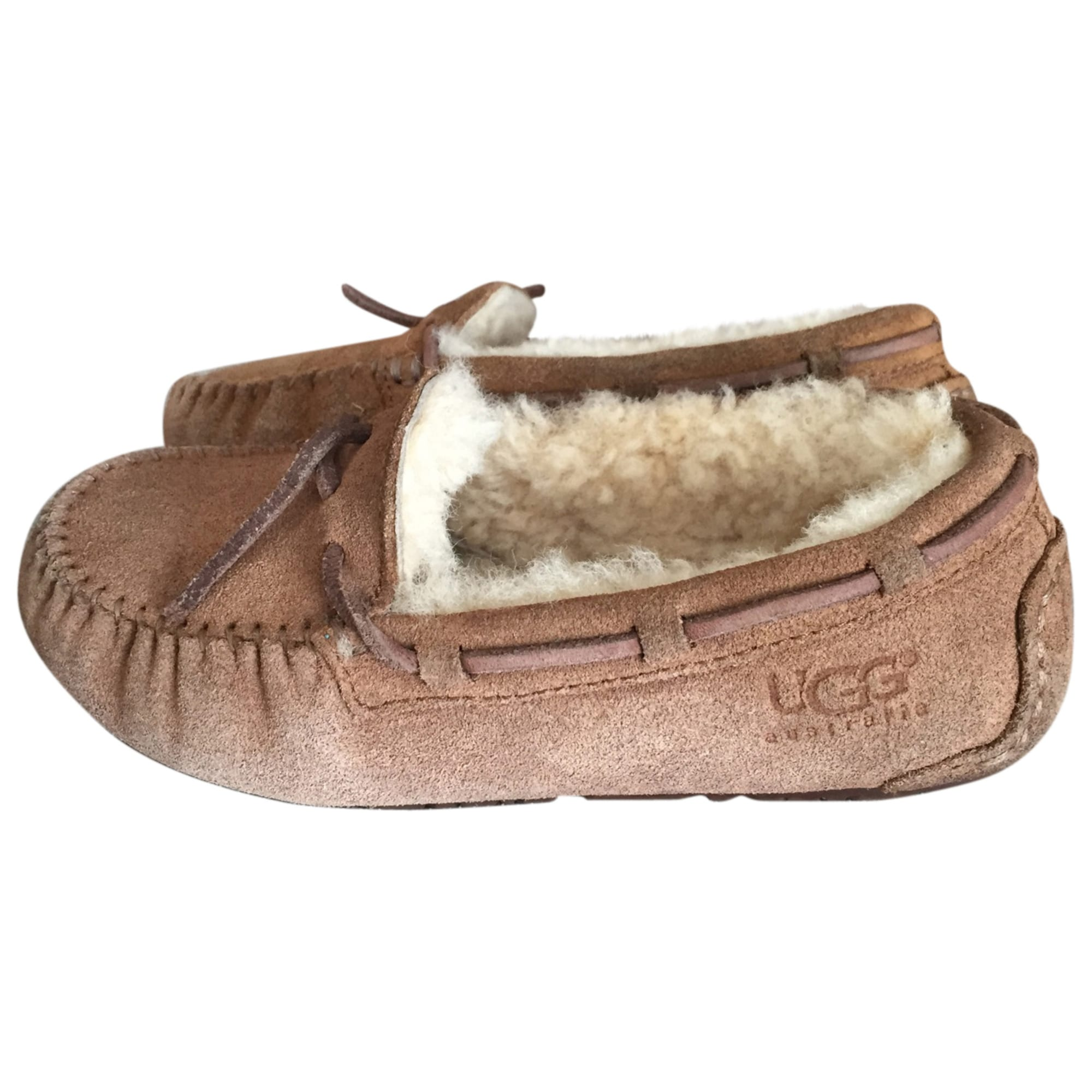 Loafers UGG Beige, camel