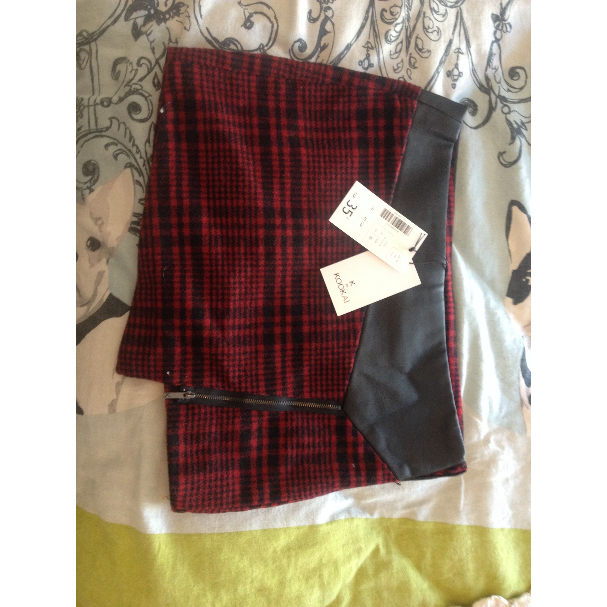 294db45ab9 Mini Skirt KOOKAI 36 (S