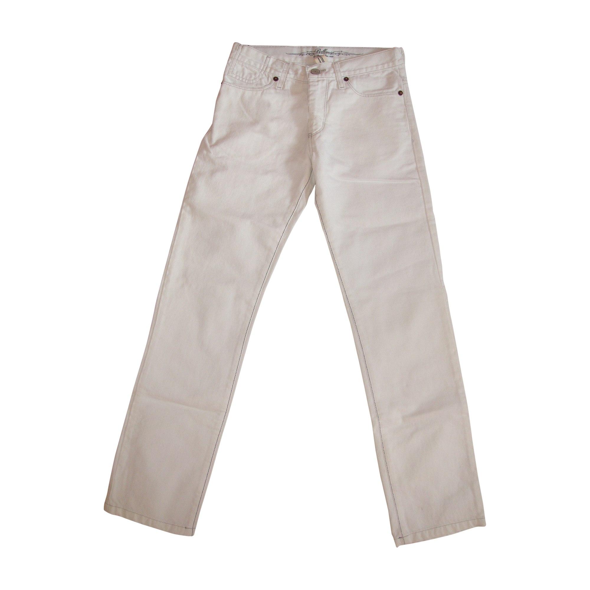 Skinny Jeans BELLEROSE White, off-white, ecru