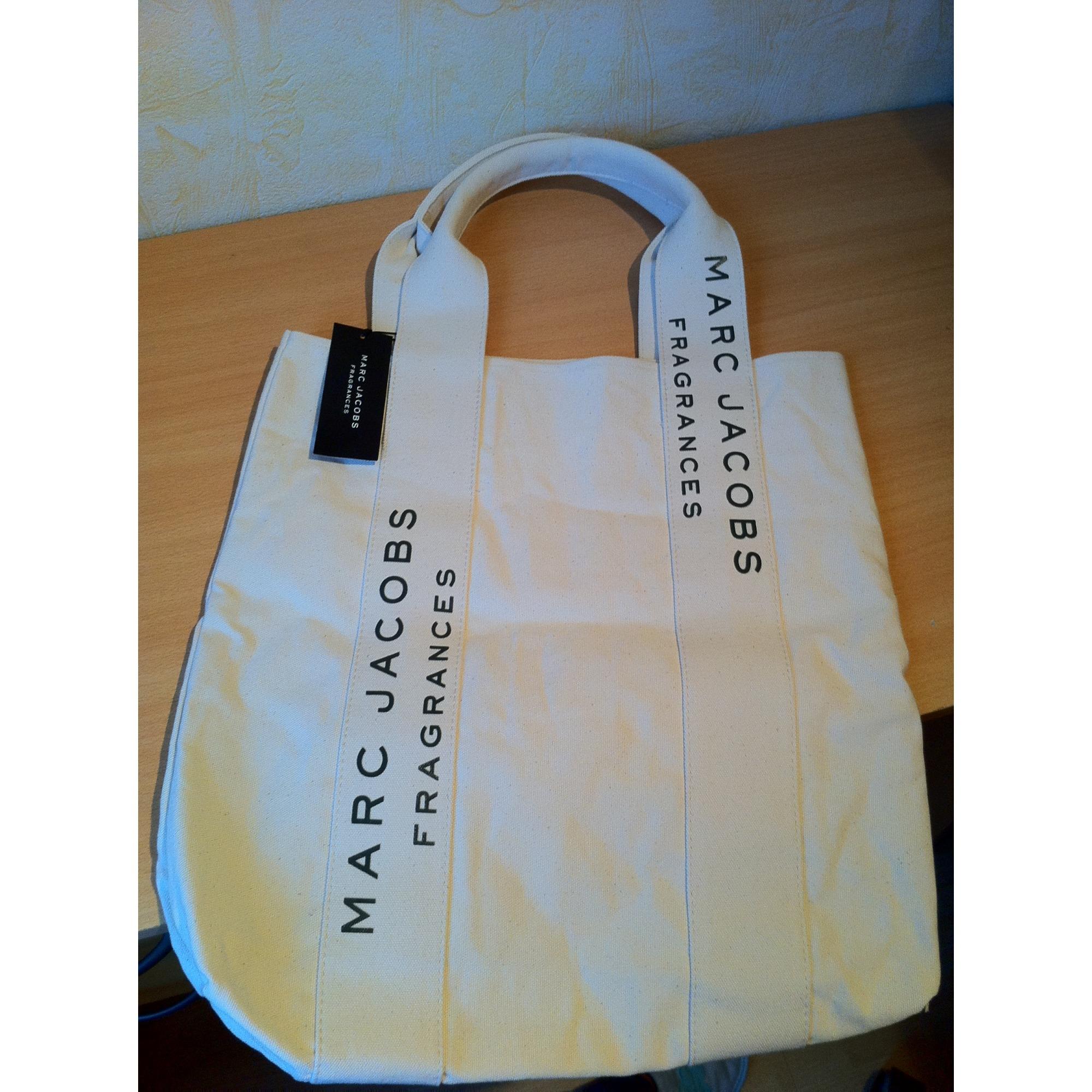 84ef7d1bfbce1d Sac à main en tissu MARC JACOBS beige vendu par Shopname55722 - 368316