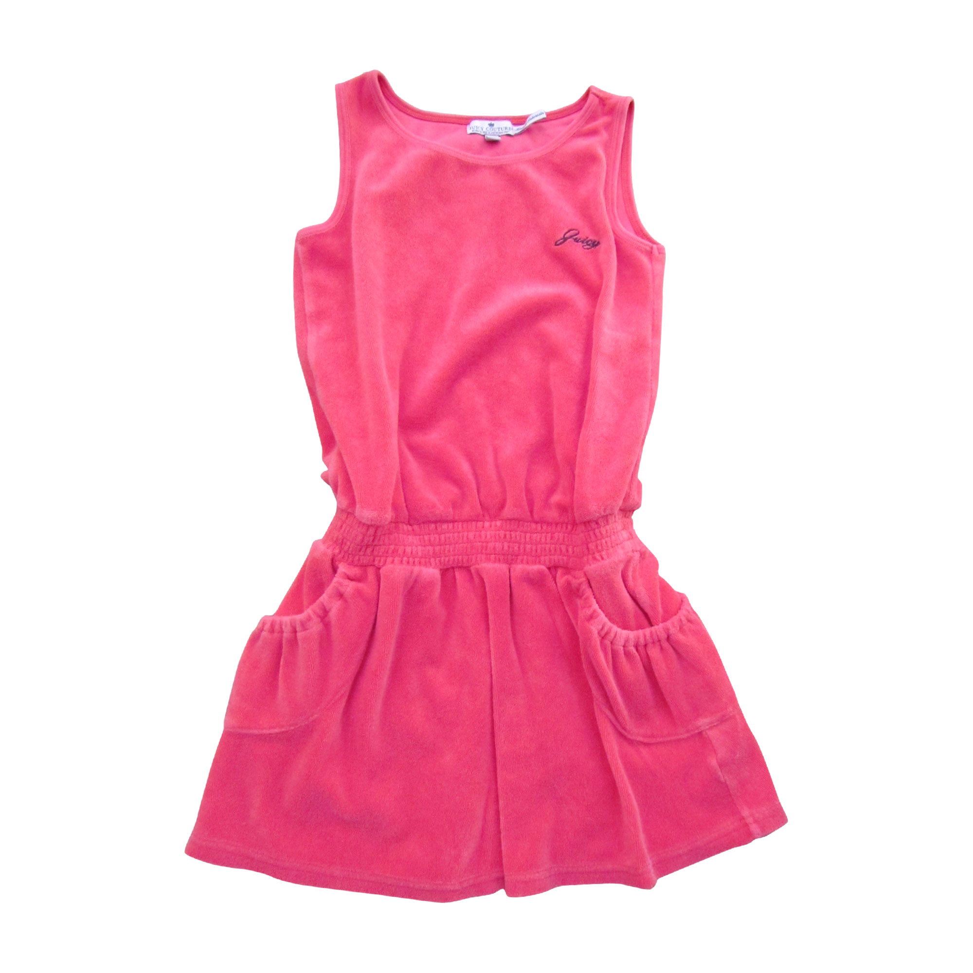 Robe JUICY COUTURE Rouge orangé