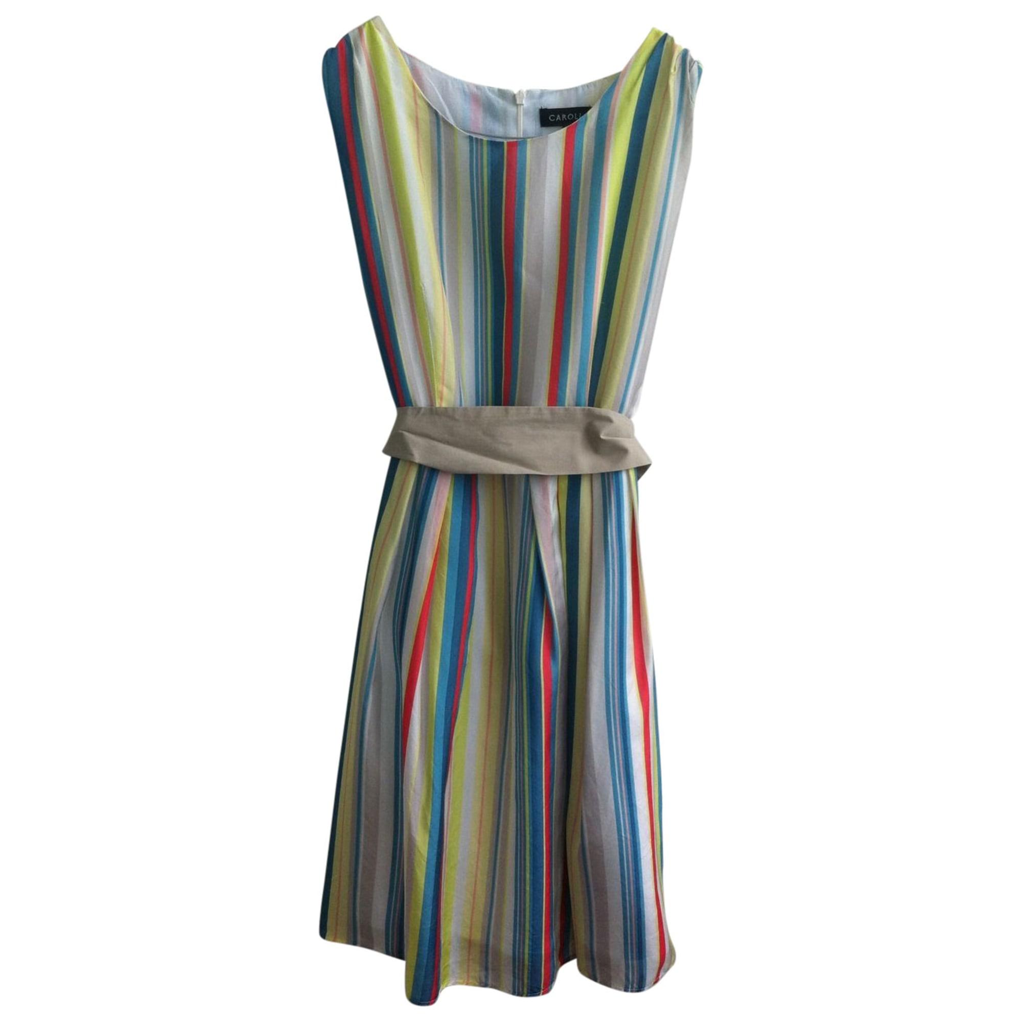 Mini Dress CAROLL 38 (M, T2) multicolor