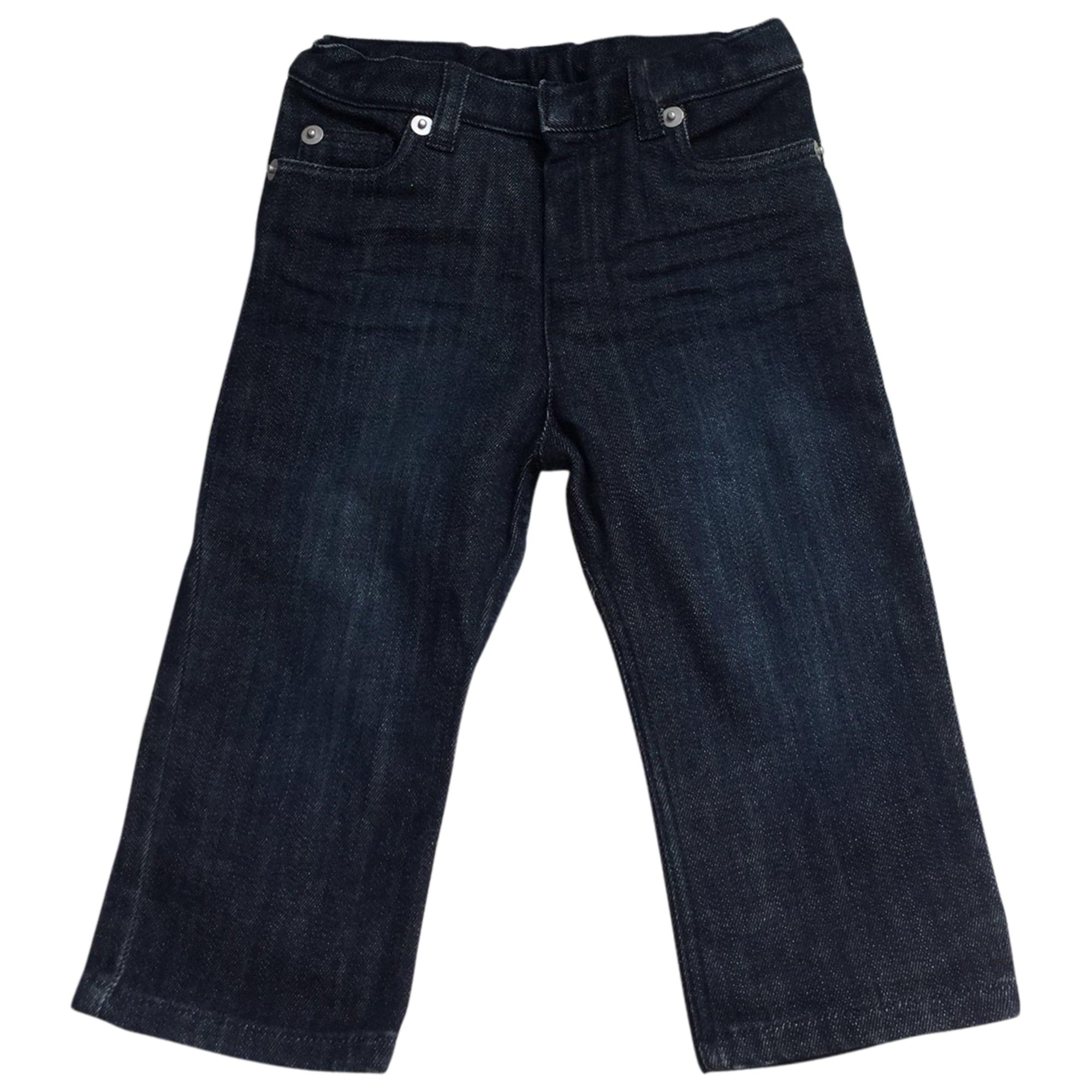 Pantalone BABY DIOR Blu, blu navy, turchese