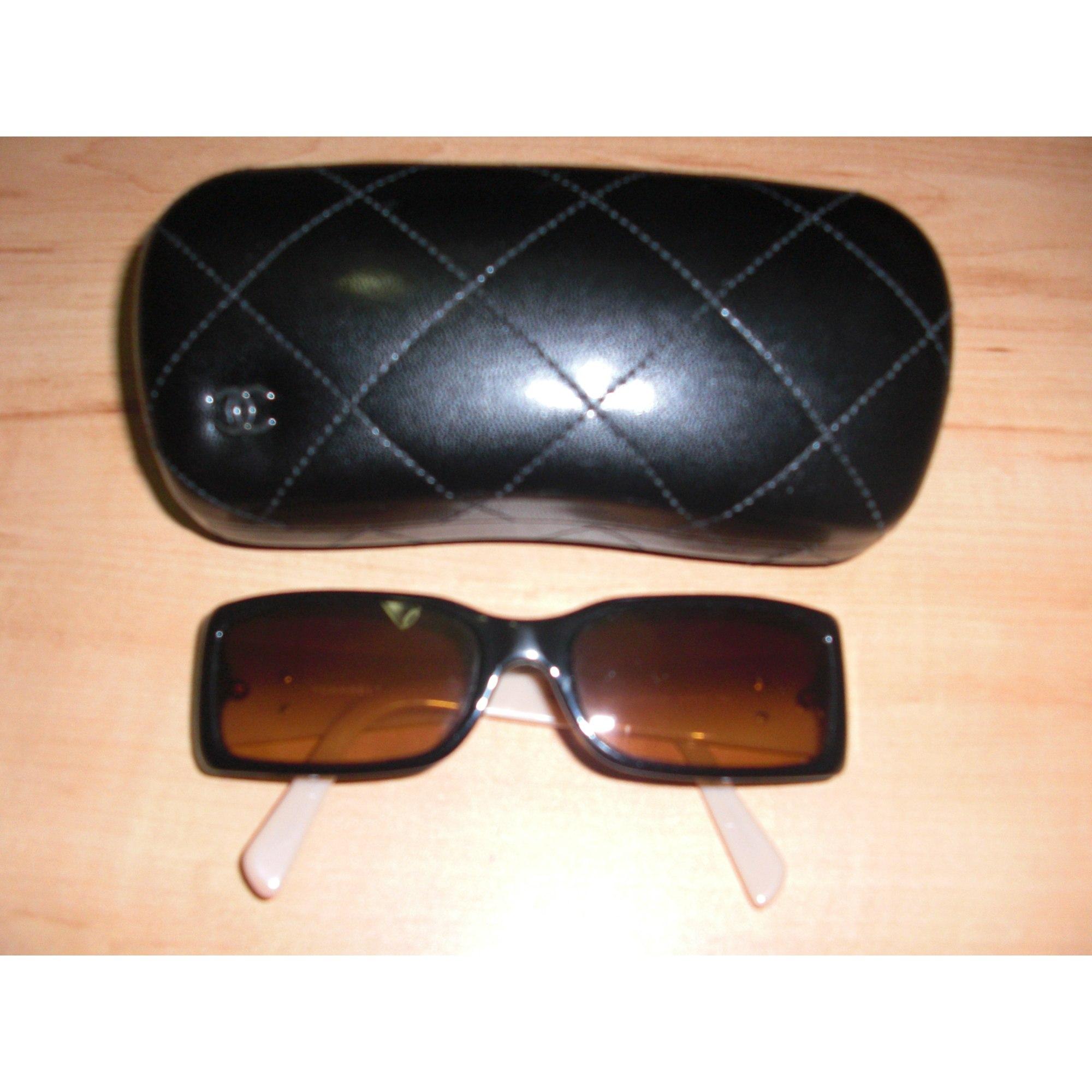 Lunettes de soleil CHANEL noir vendu par Julietteg. - 371574 e6ded66a6629