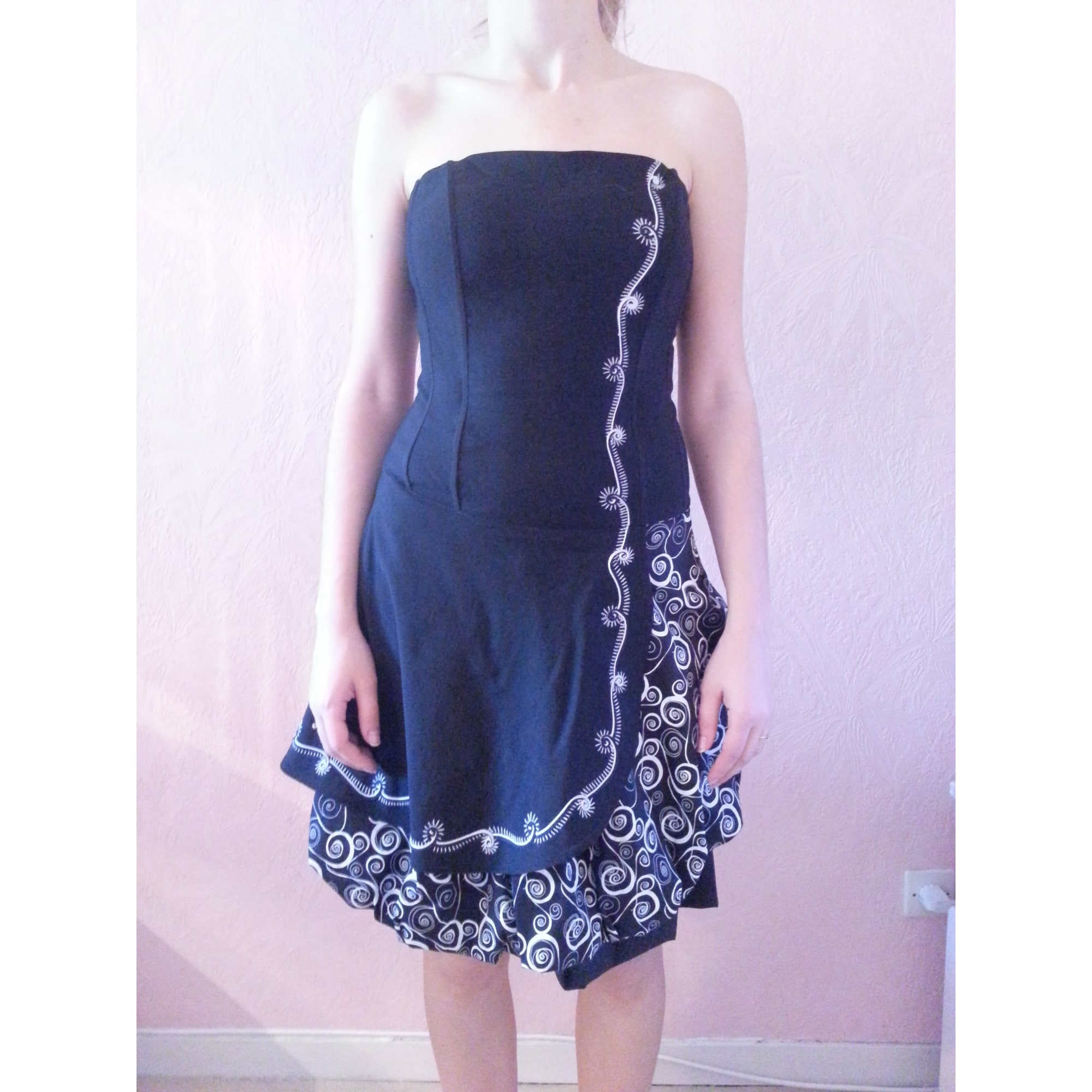 956594903ac Robe bustier JUST SIDE 40 (L