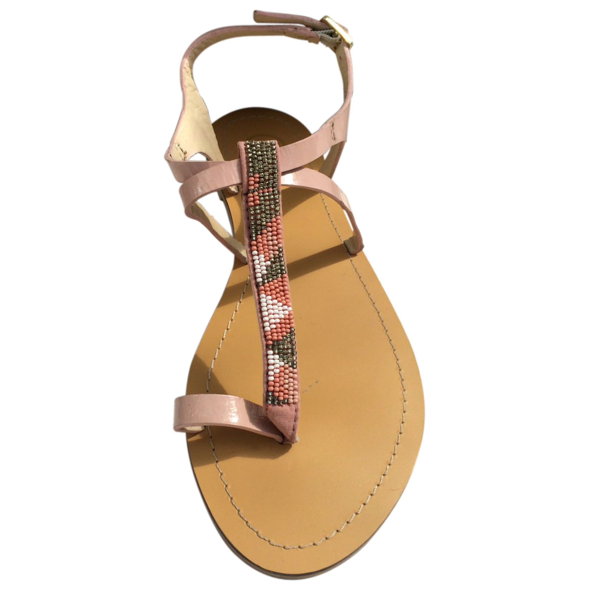 Sandales plates  HIPANEMA Nude