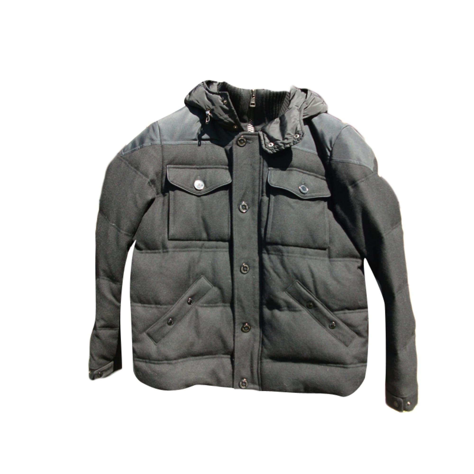 Doudoune MONCLER 54 (L) noir vendu par Laurent 954 - 3769778 fba150bc196