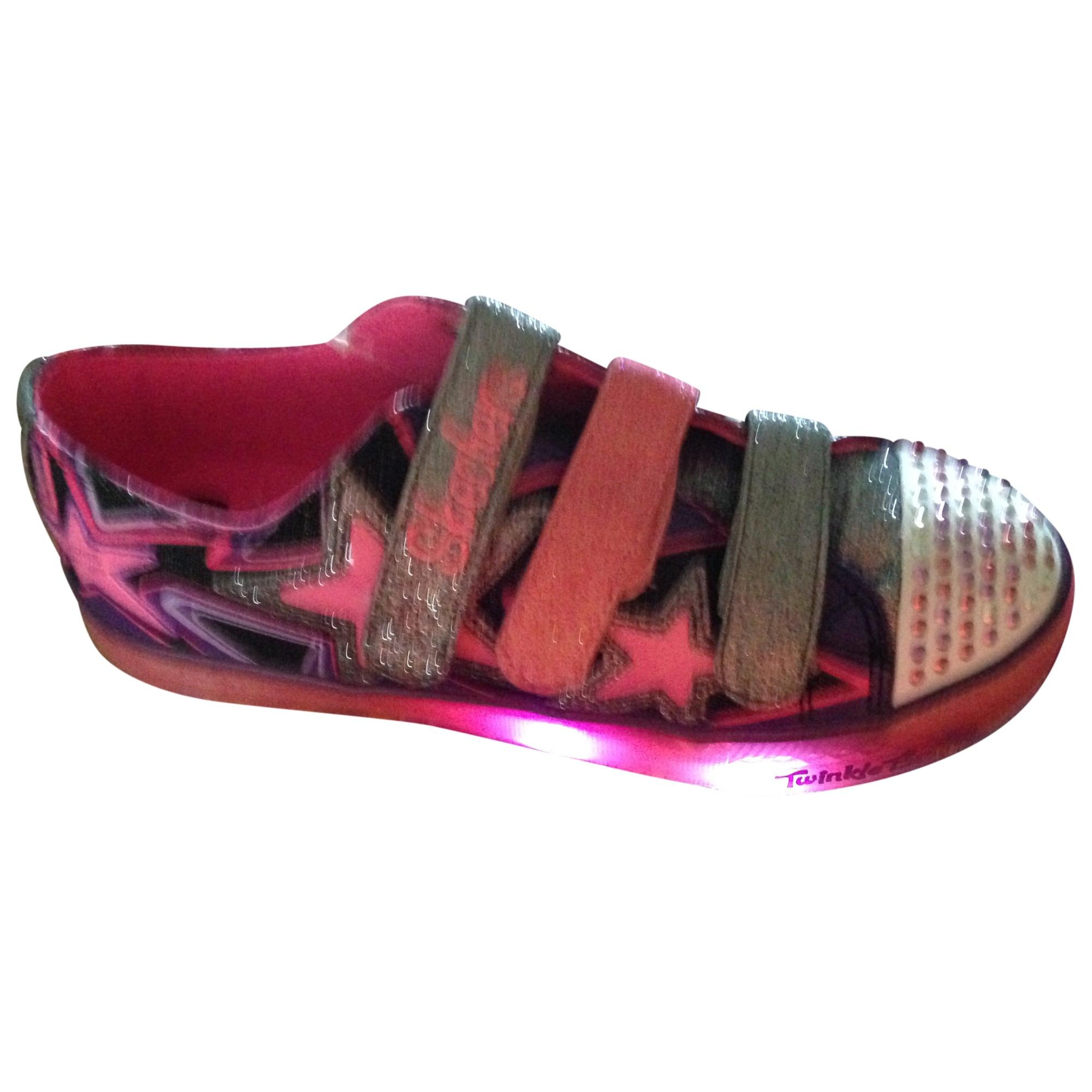 Chaussures À Multicouleur 36 Skechers 3778100 Scratch rgvT76xqwr