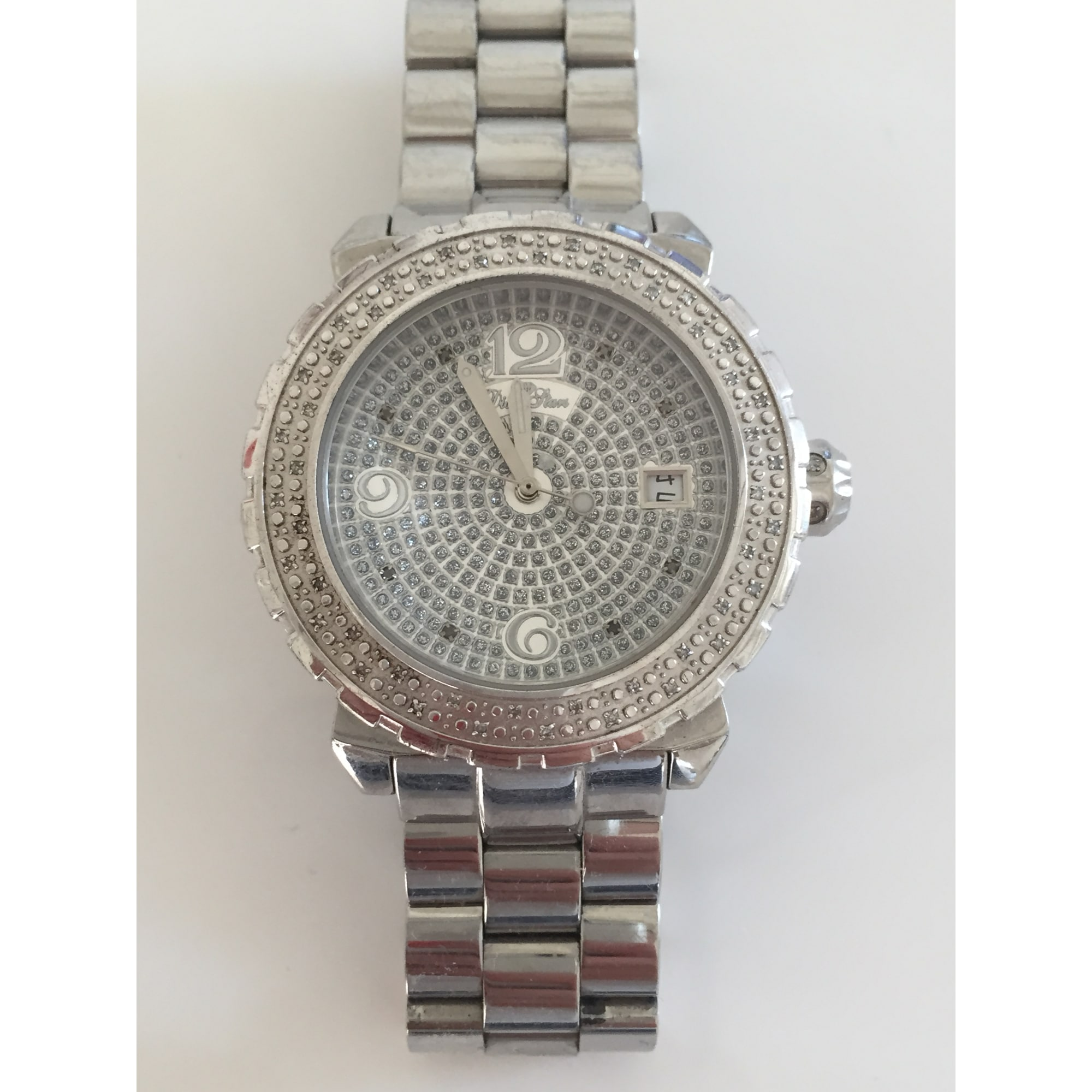89c1722b2a Montre au poignet DIAMSTARS argenté vendu par Faustine 38540463 ...