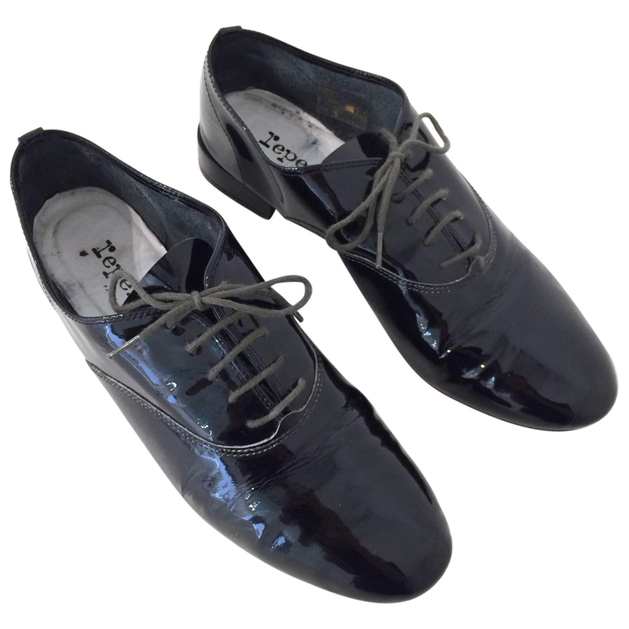 3852514249a Chaussures à lacets REPETTO 42 noir vendu par L armoire de ...