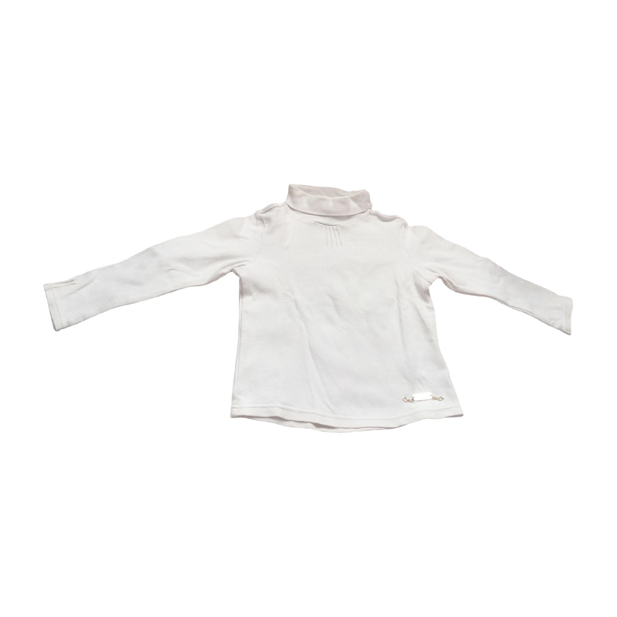 Pull BABY DIOR Blanc, blanc cassé, écru