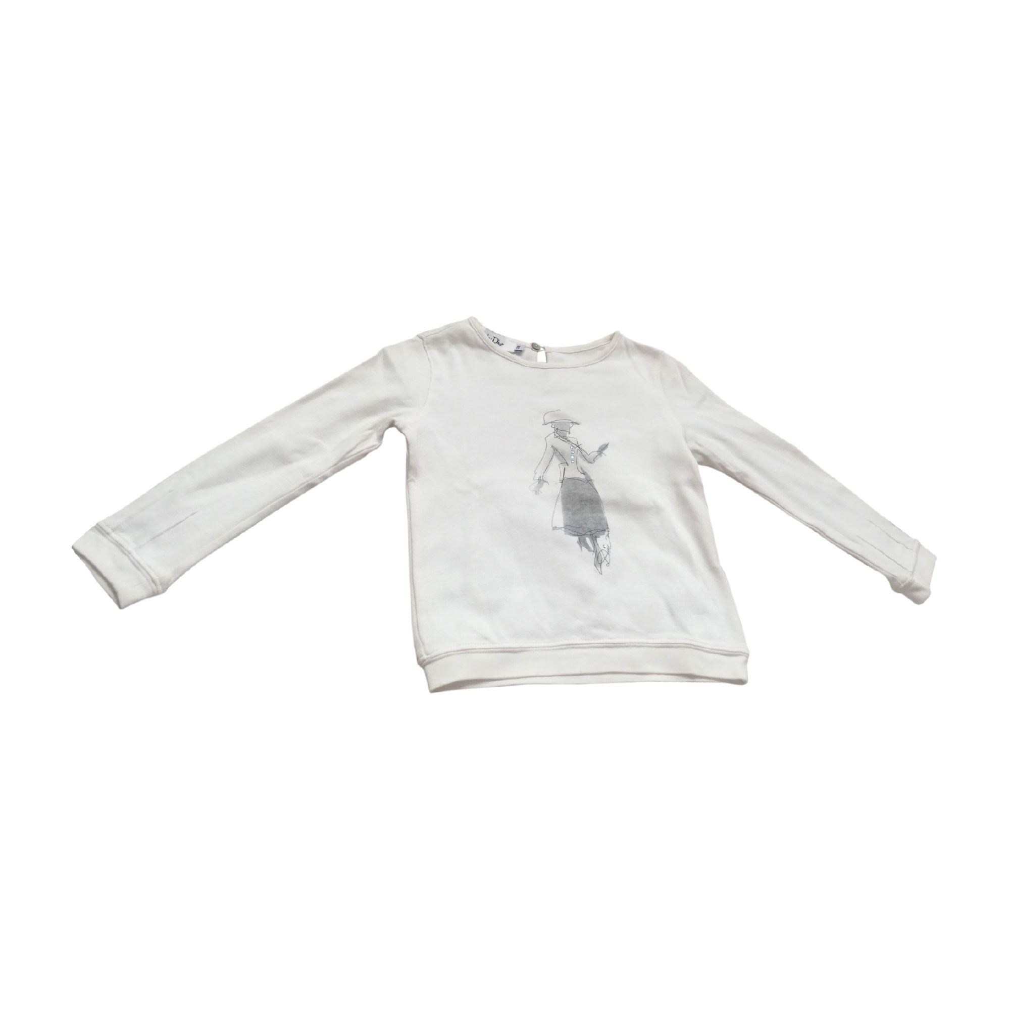 Maglione BABY DIOR Bianco, bianco sporco, ecru
