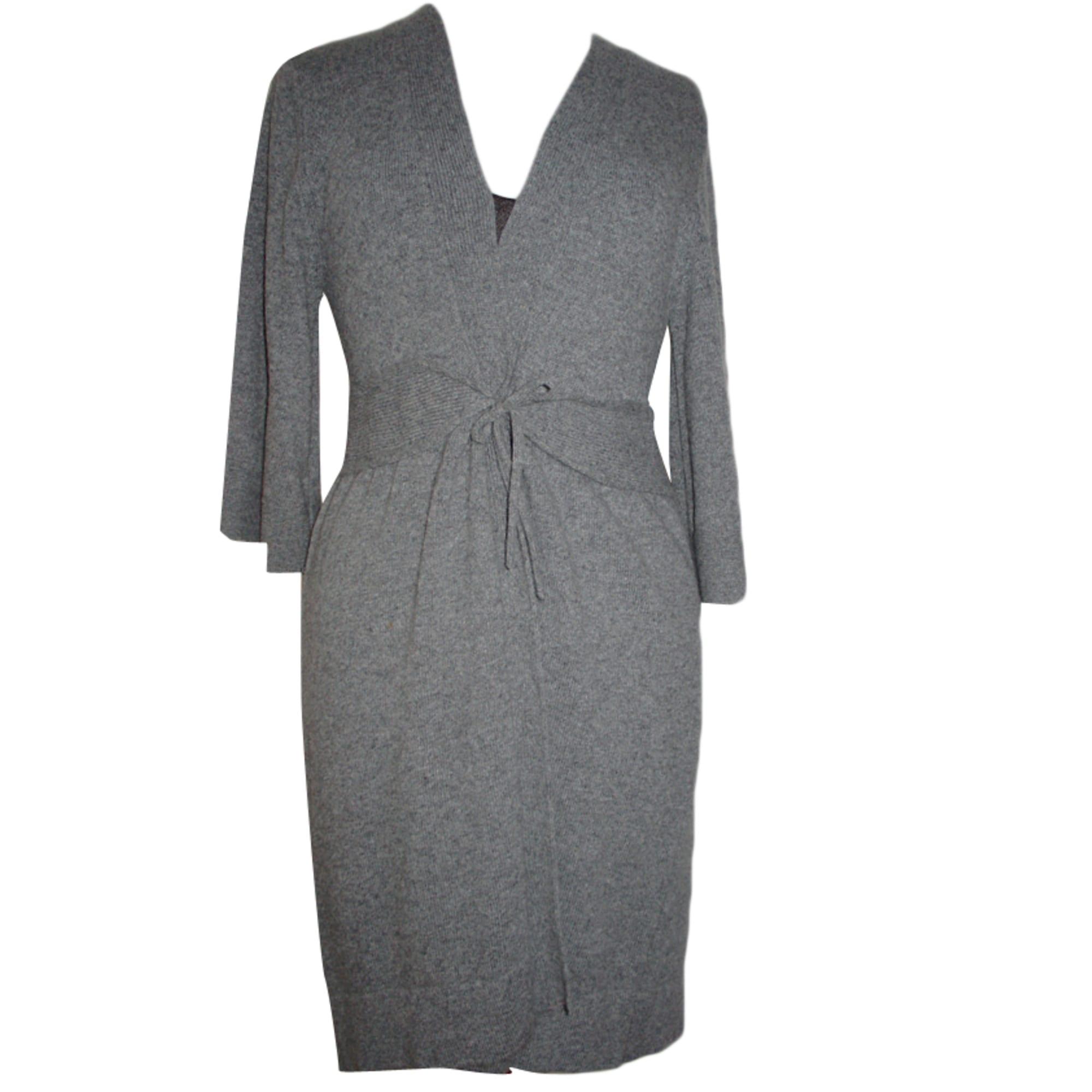 d6a112e54b78 Robe pull BENETTON 40 (L