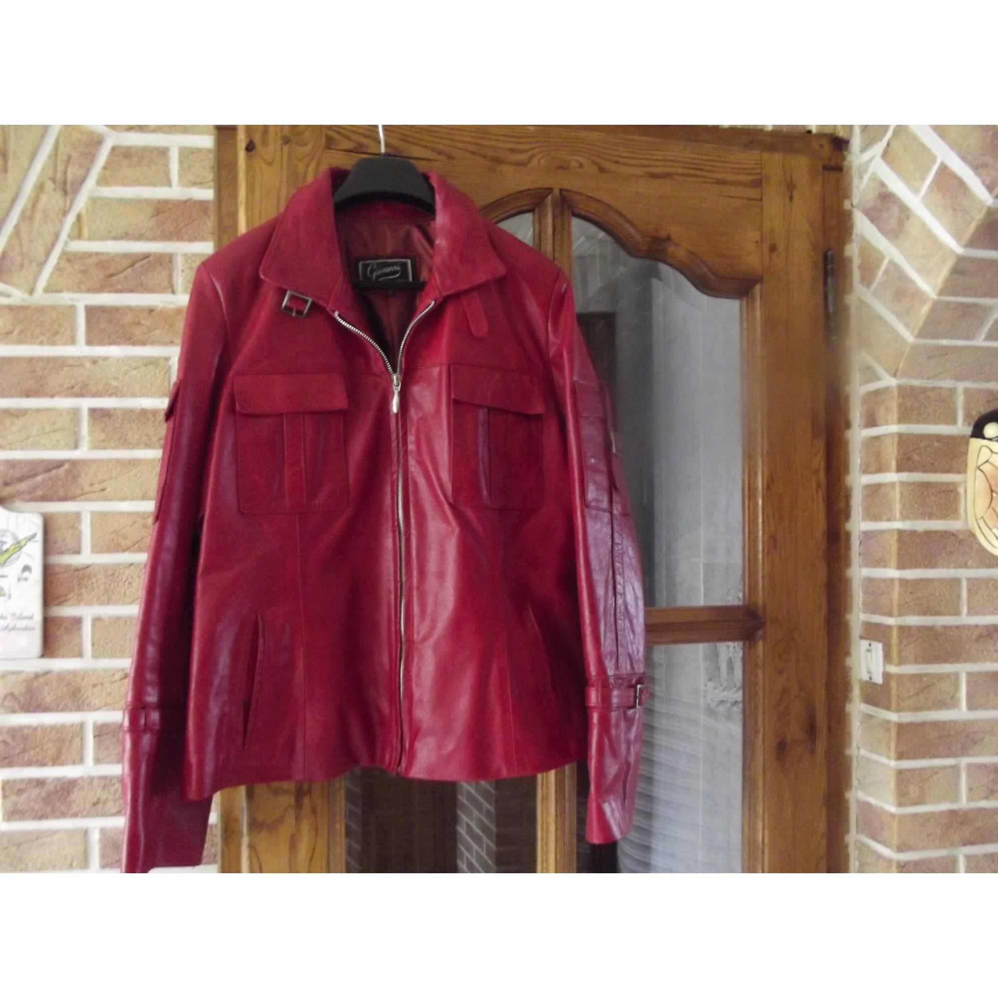 Prix veste en cuir giovanni