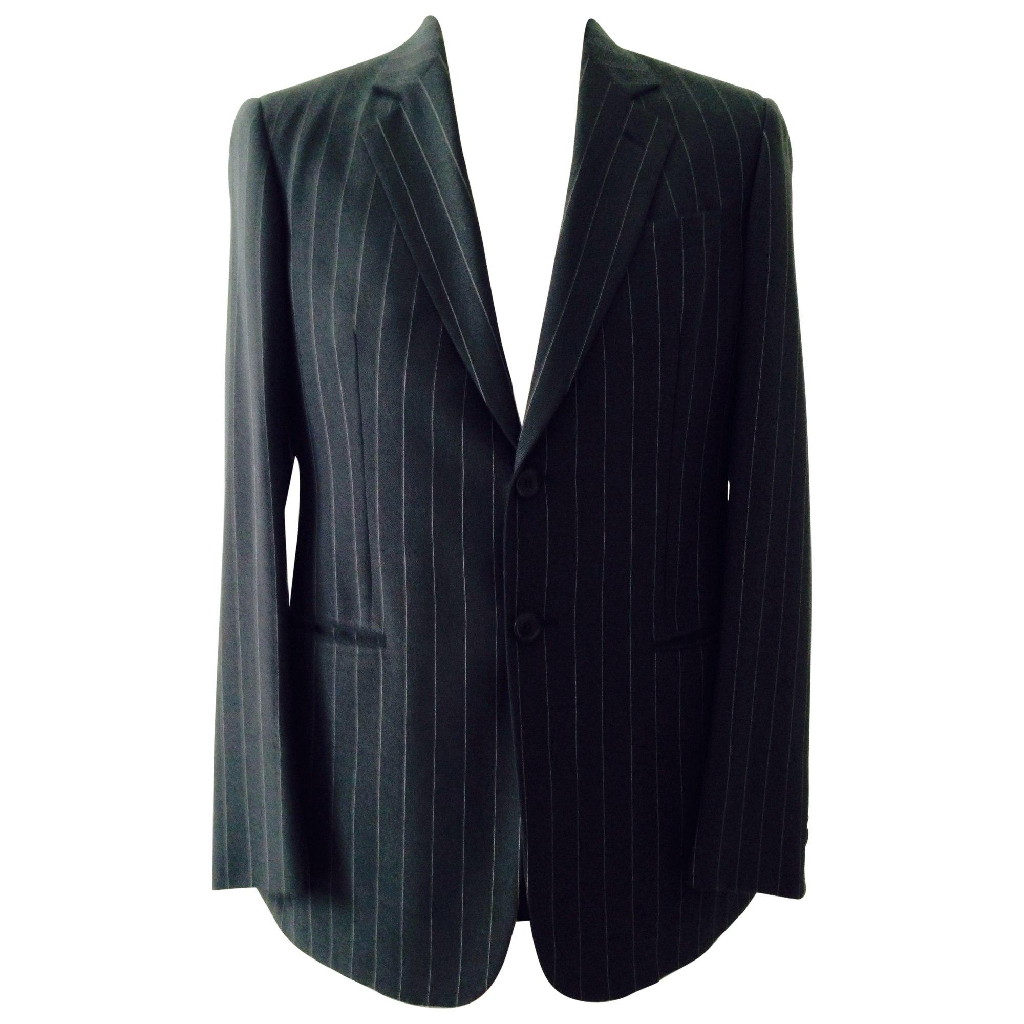acf95d47cc6 Costume complet GIORGIO ARMANI 50 (M) gris - 3951177