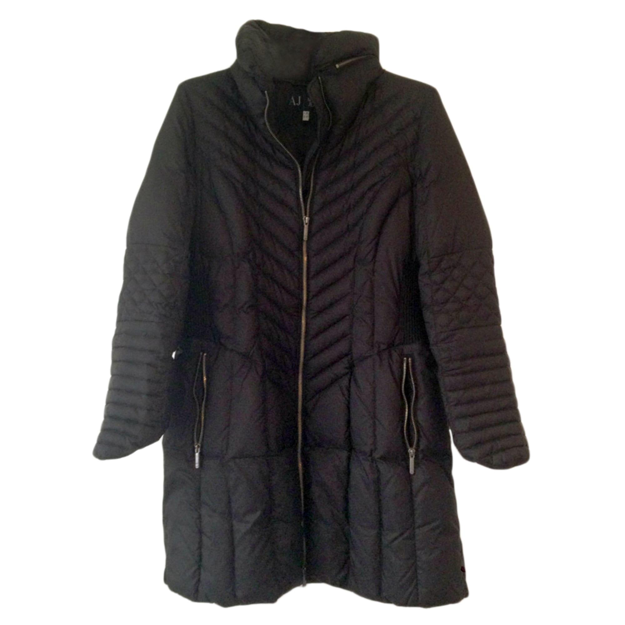 03445ef41586 Doudoune ARMANI JEANS 42 (L XL, T4) noir vendu par Mai lily241329 ...